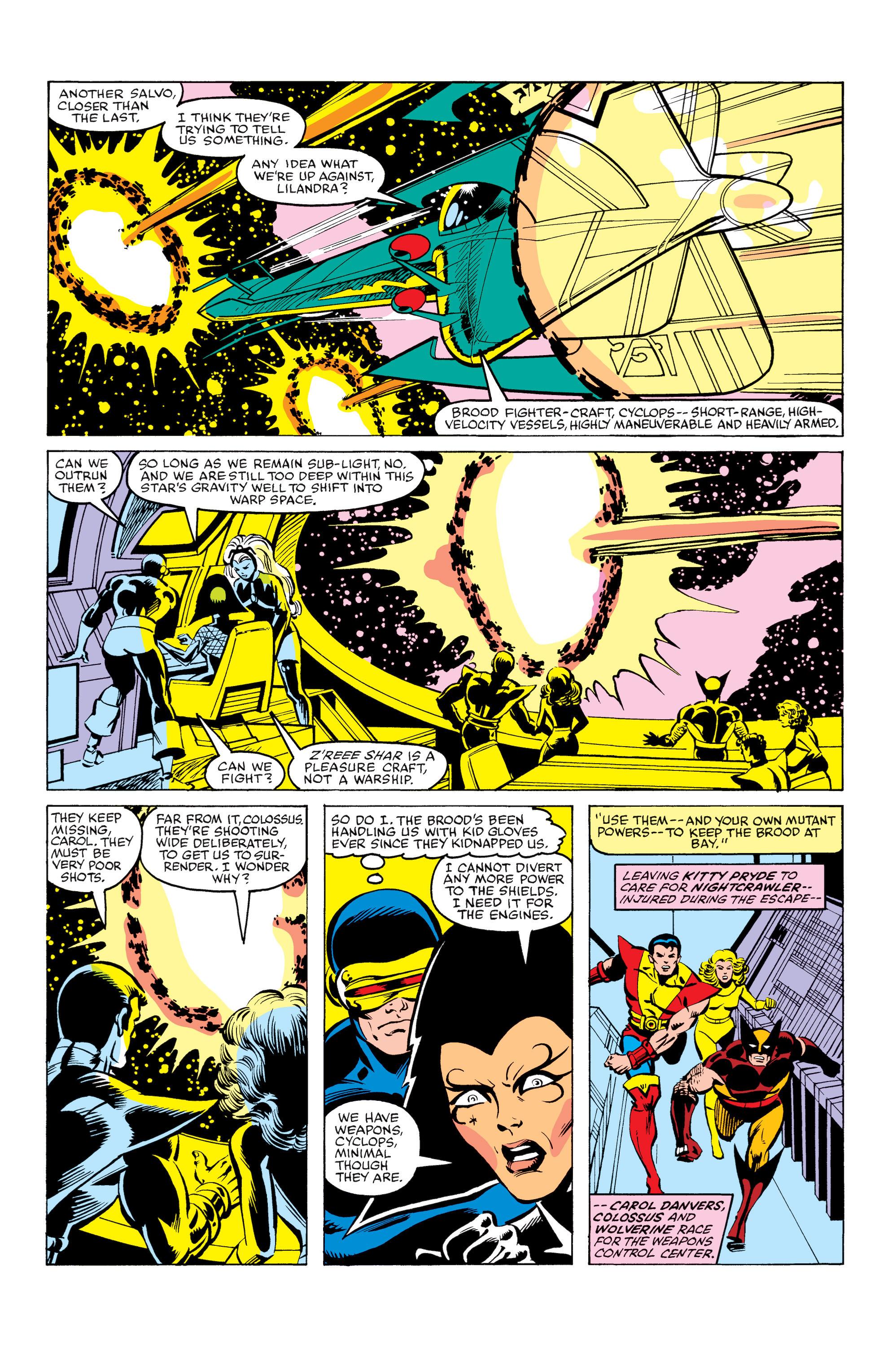 Read online Uncanny X-Men (1963) comic -  Issue #164 - 4