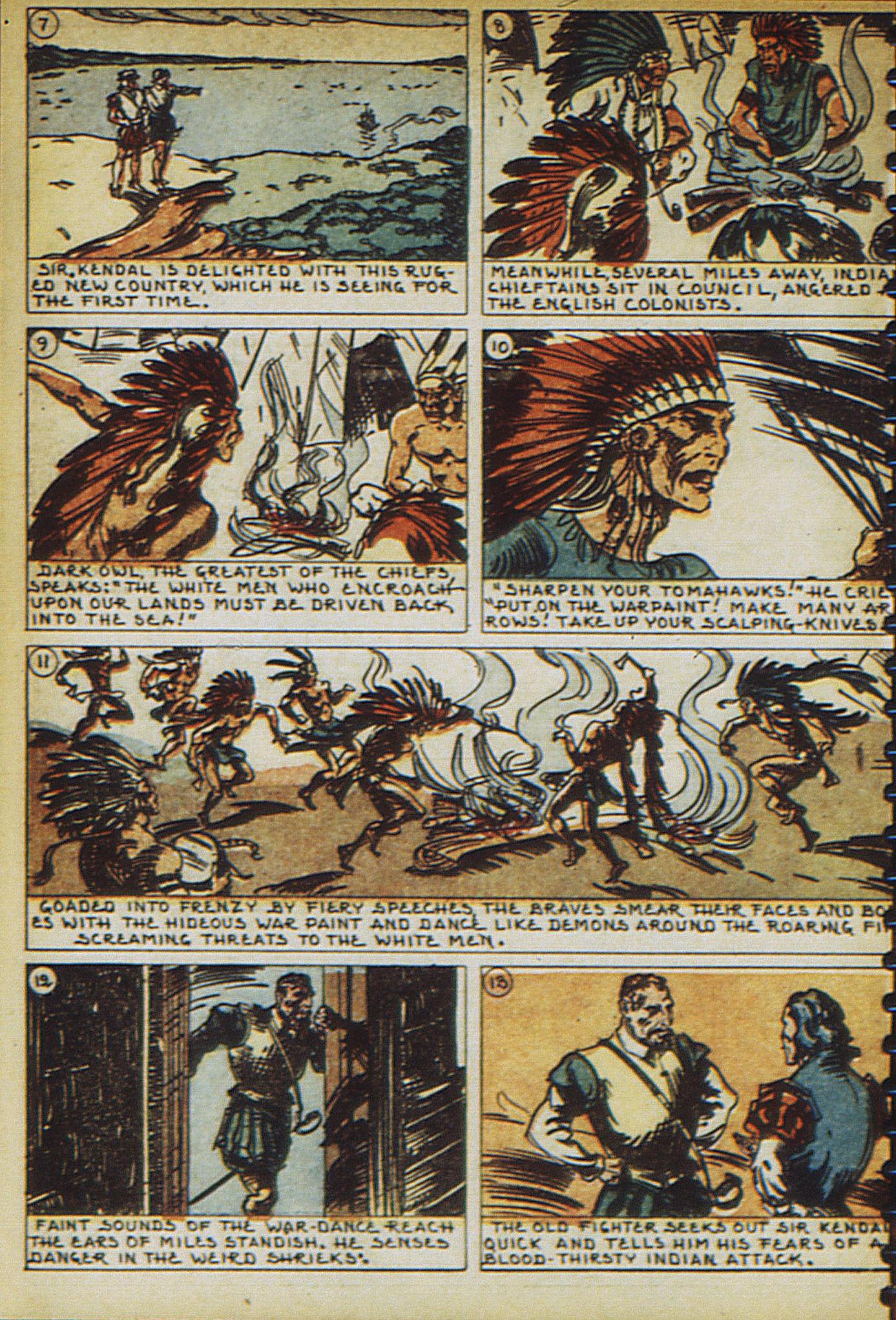 Read online Adventure Comics (1938) comic -  Issue #23 - 64