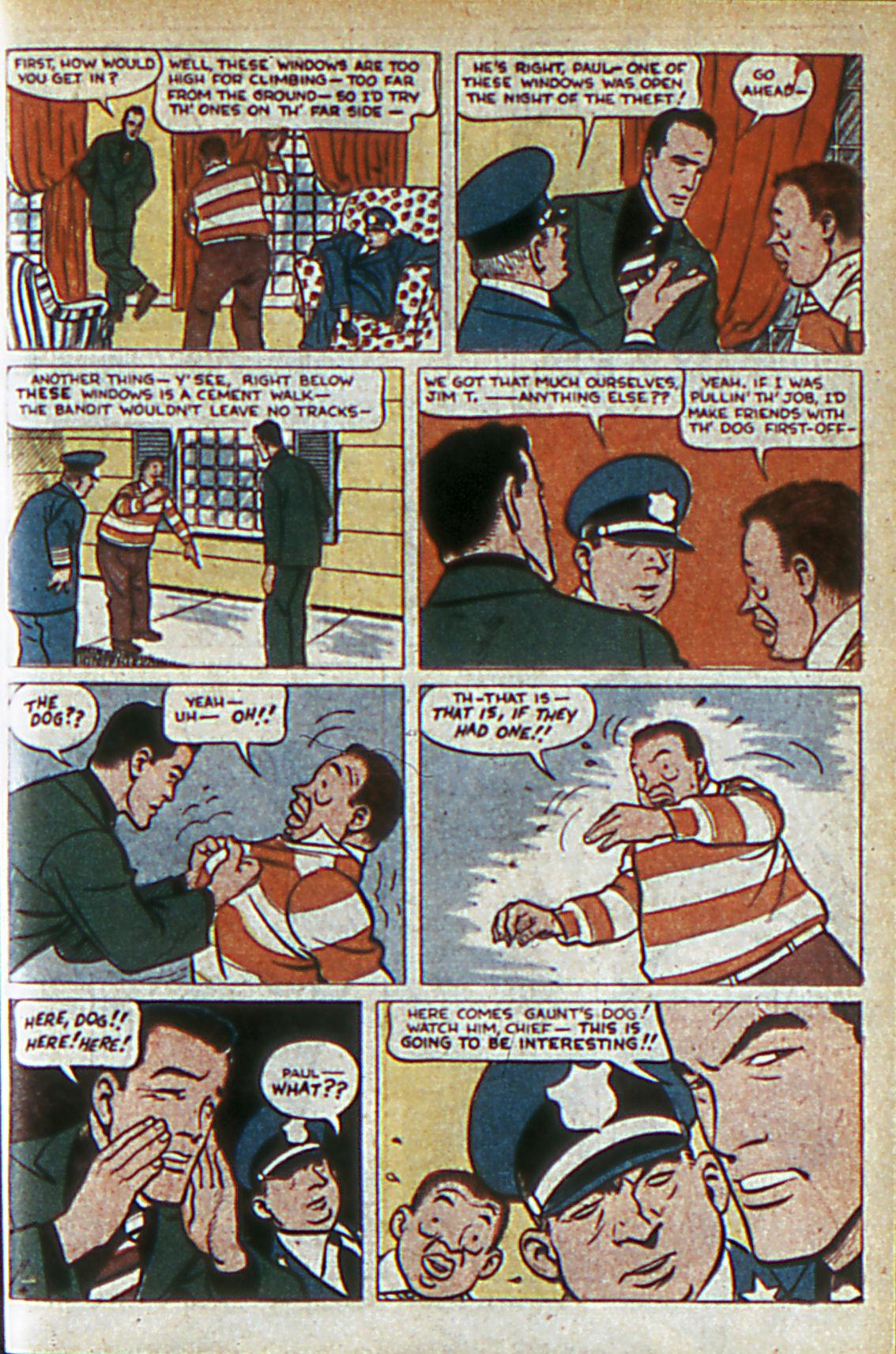 Read online Adventure Comics (1938) comic -  Issue #60 - 44