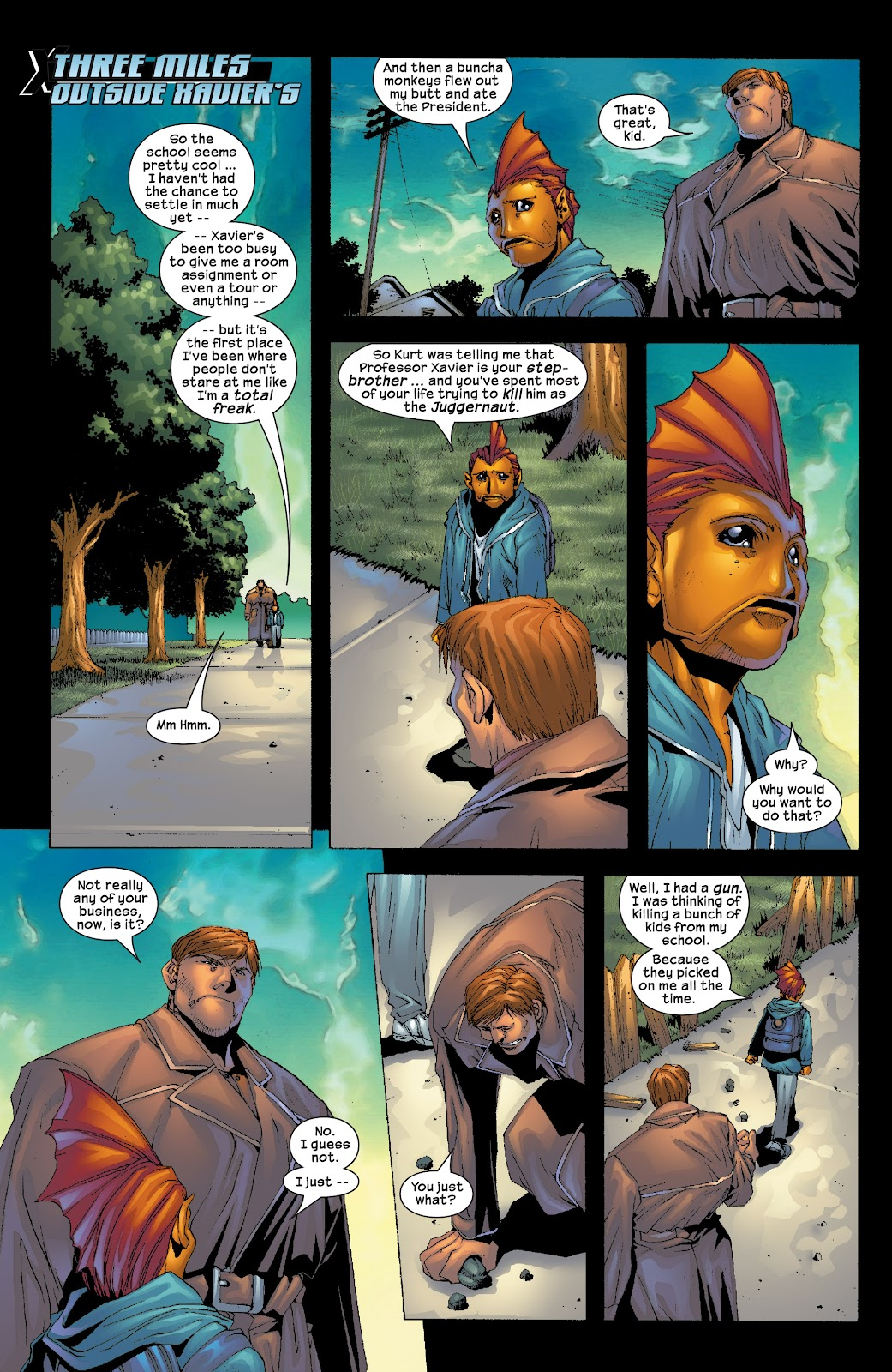 Read online X-Men: Unstoppable comic -  Issue # TPB (Part 2) - 59