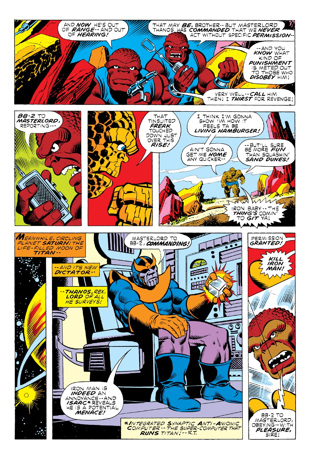 Read online Marvel Two-In-One Epic Collection: Cry Monster comic -  Issue # TPB (Part 1) - 29