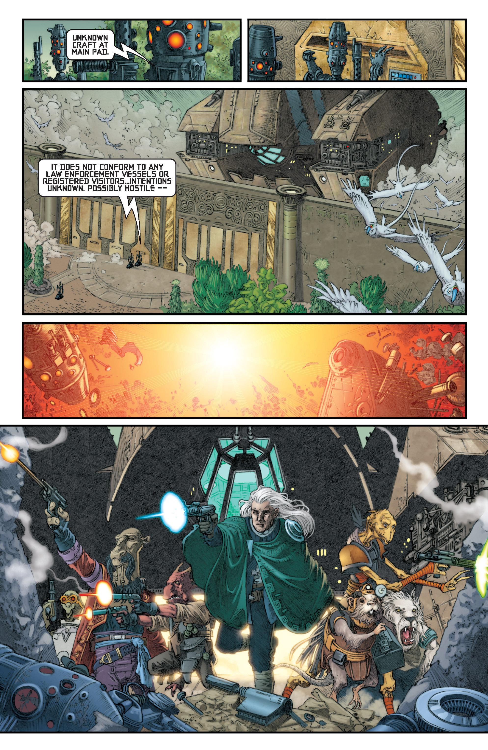 Read online Star Wars Omnibus comic -  Issue # Vol. 31 - 153