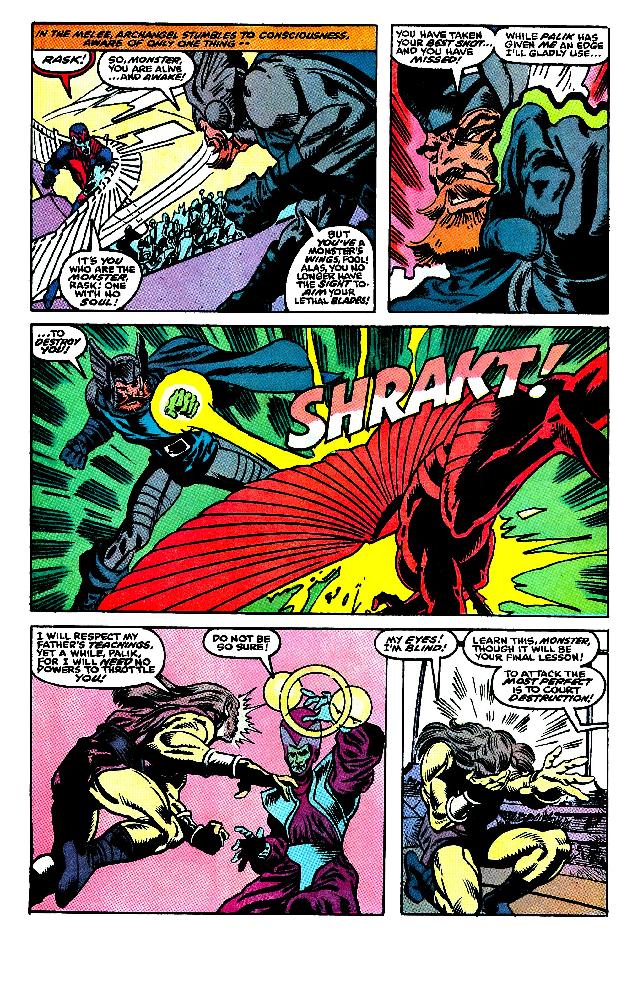 Read online X-Factor (1986) comic -  Issue #50 - 16