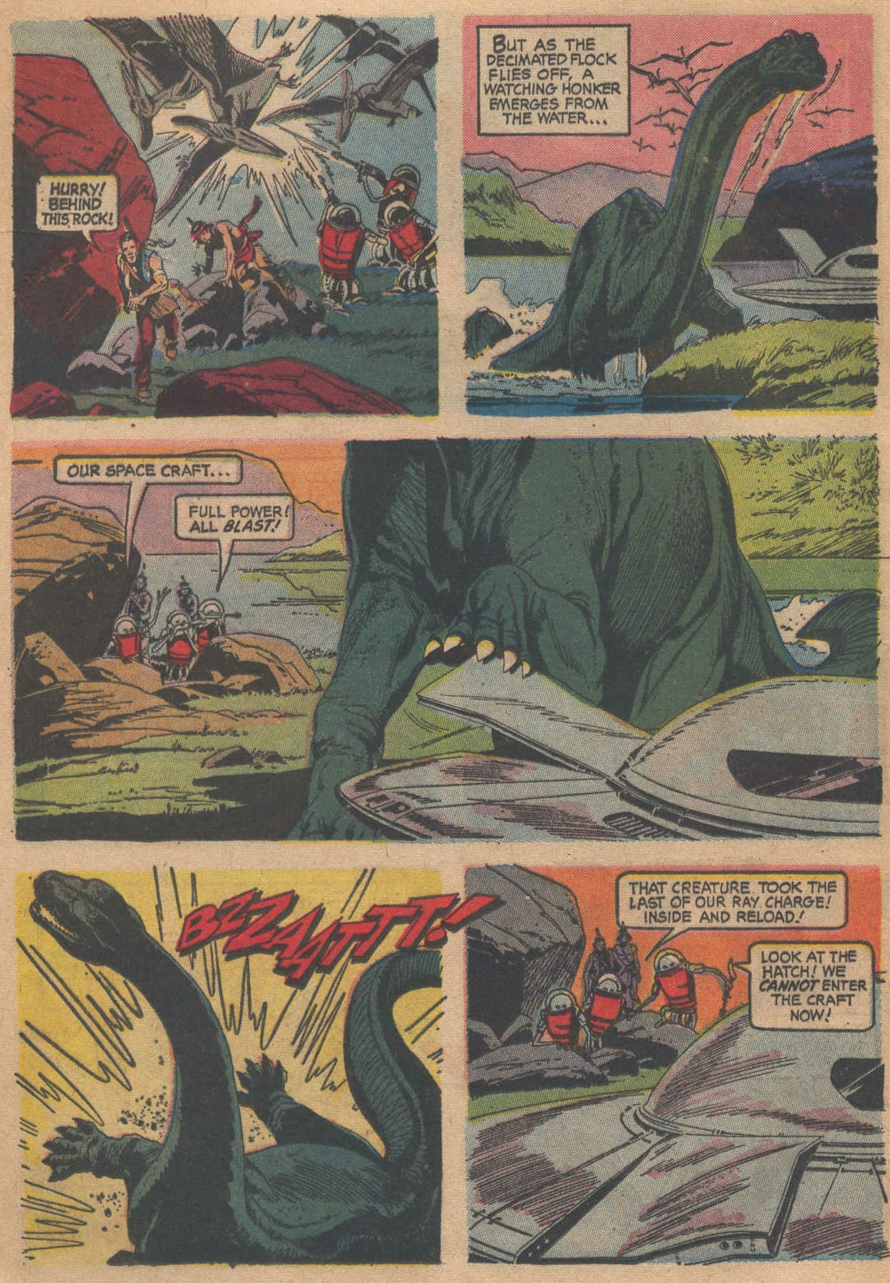 Read online Turok, Son of Stone comic -  Issue #58 - 12