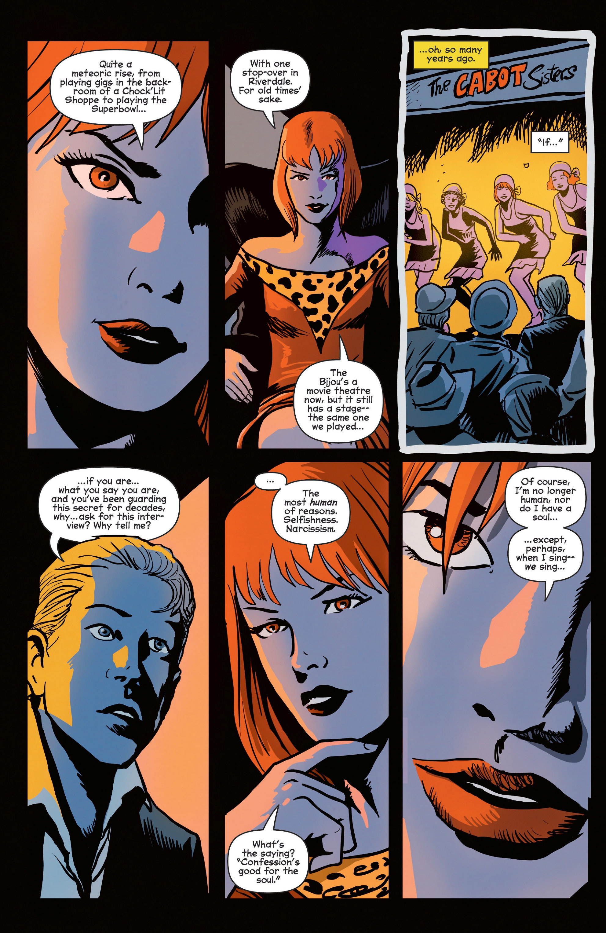 Read online Afterlife with Archie comic -  Issue #10 - 33