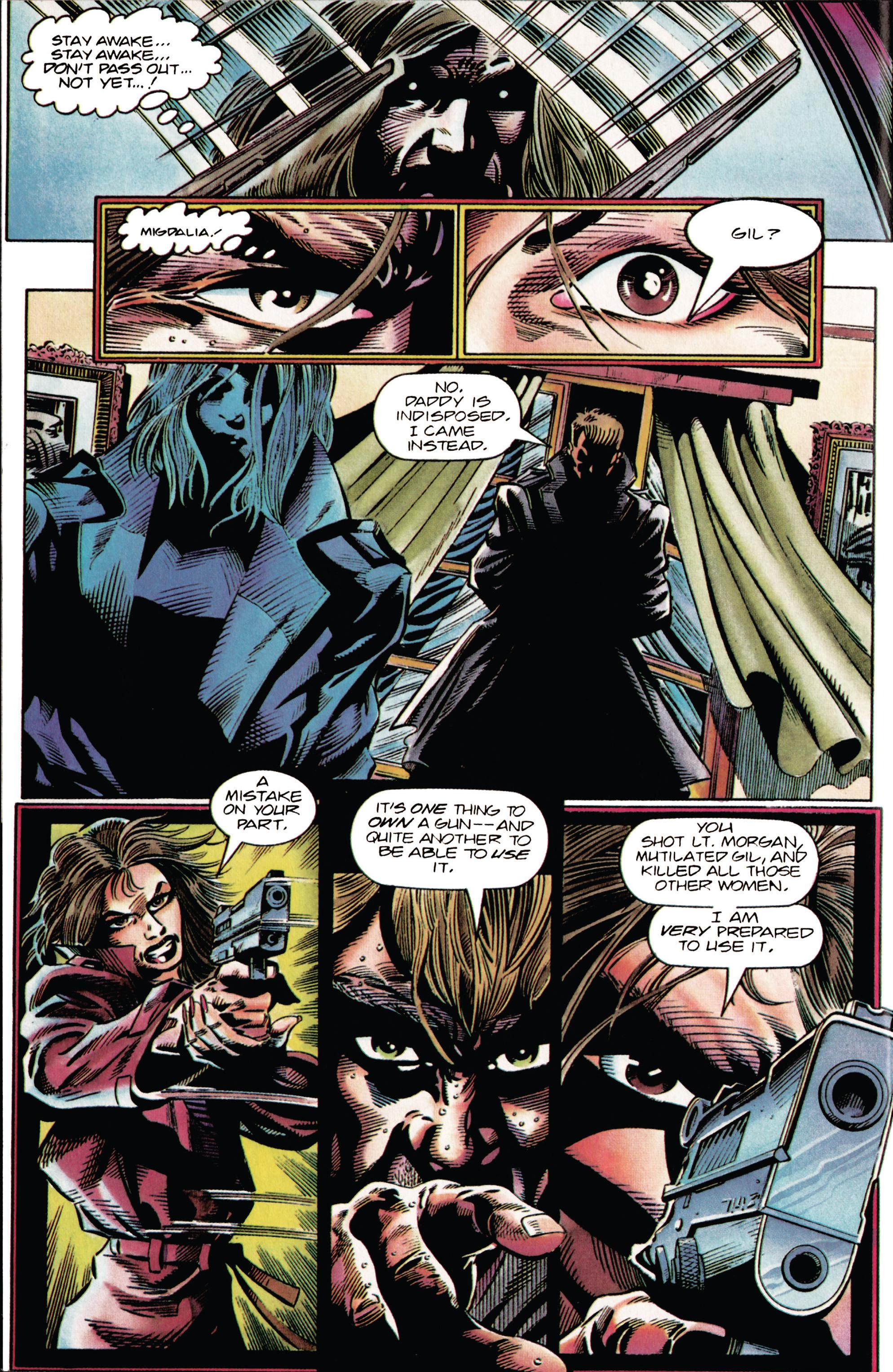 Read online Eternal Warrior (1992) comic -  Issue #35 - 17