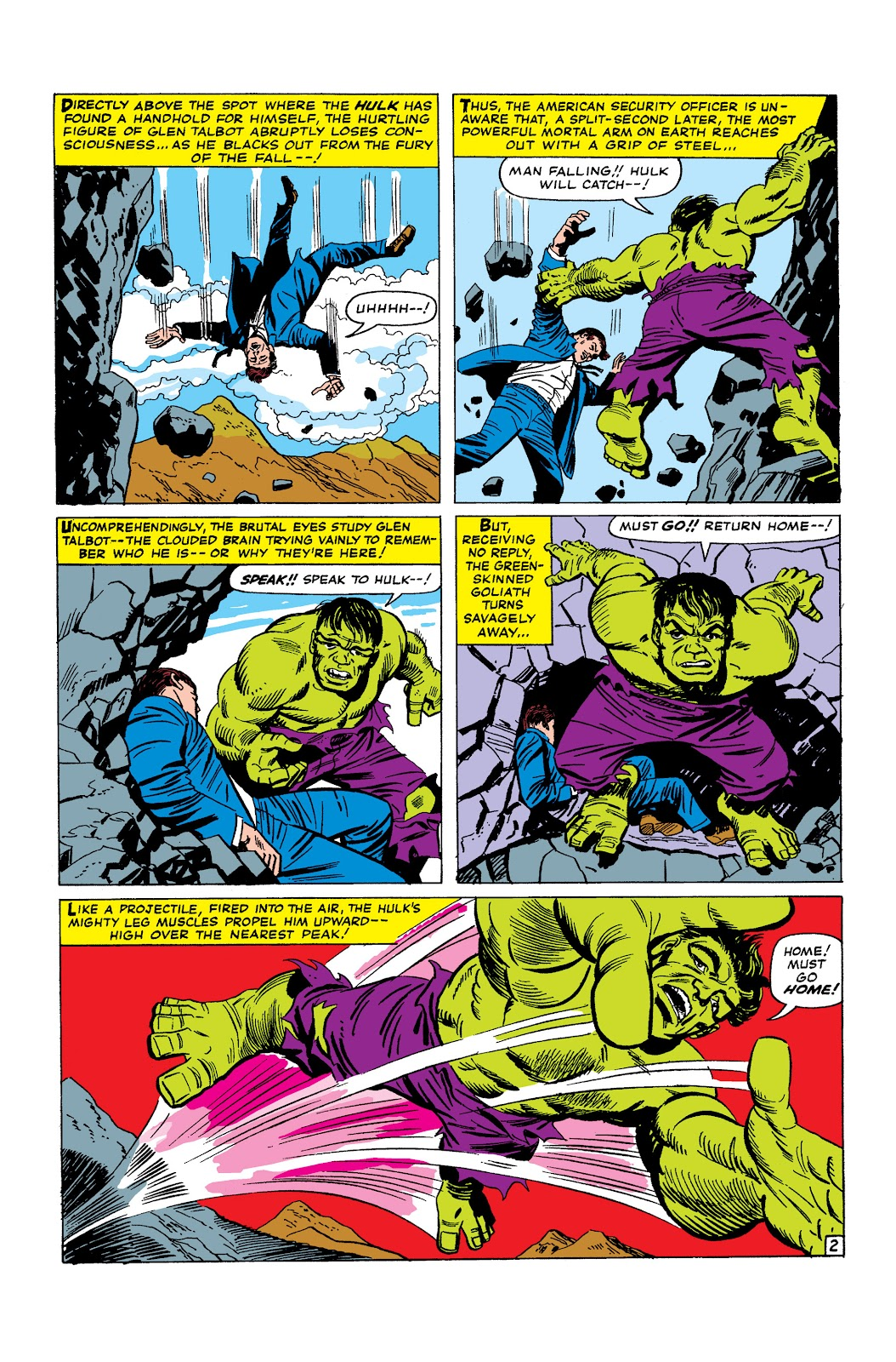 Read online Marvel Masterworks: The Incredible Hulk comic -  Issue # TPB 2 (Part 2) - 14