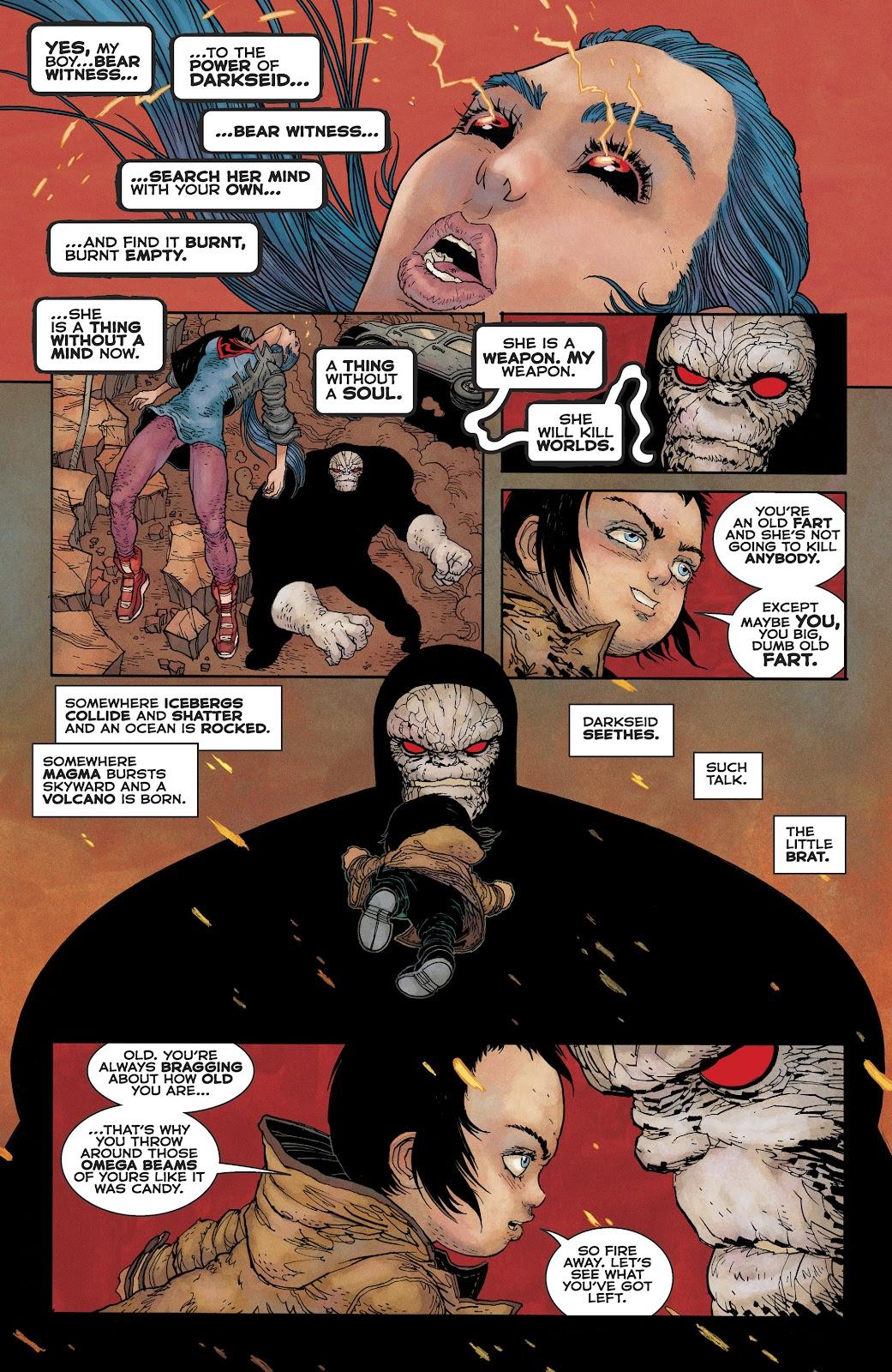 Dark Knight Returns: The Golden Child issue Full - Page 44
