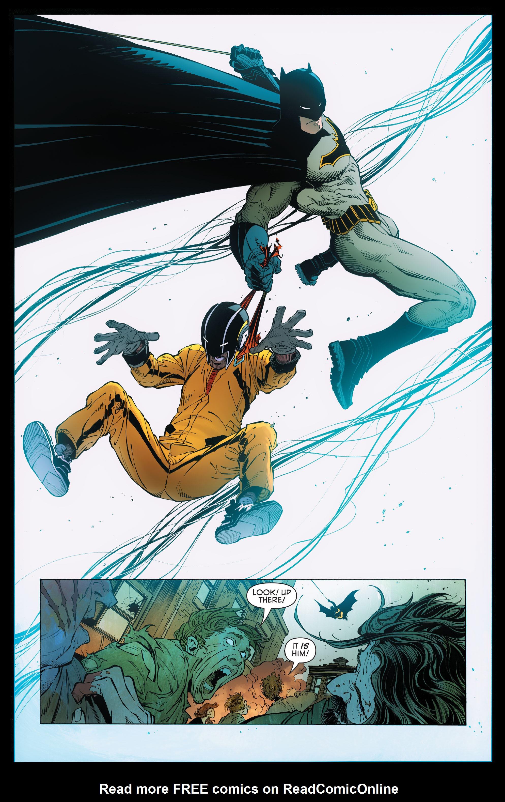 Read online Batman (2011) comic -  Issue # _TPB 9 - 127