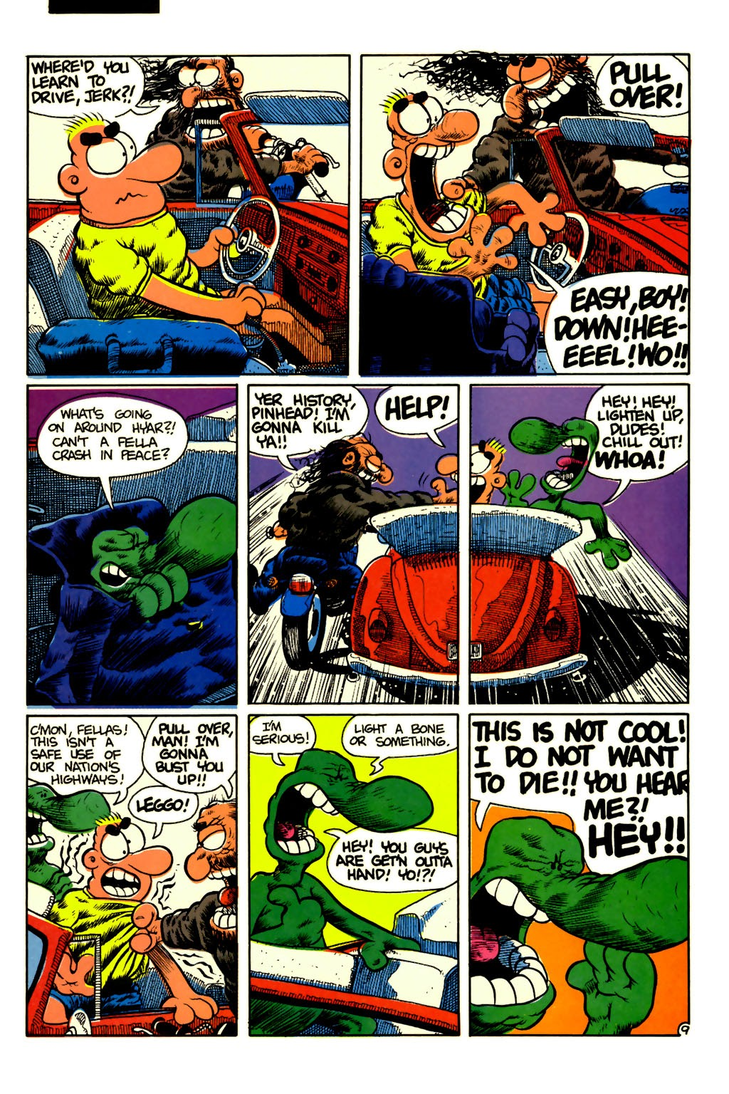 Ralph Snart Adventures (1988) issue 4 - Page 11