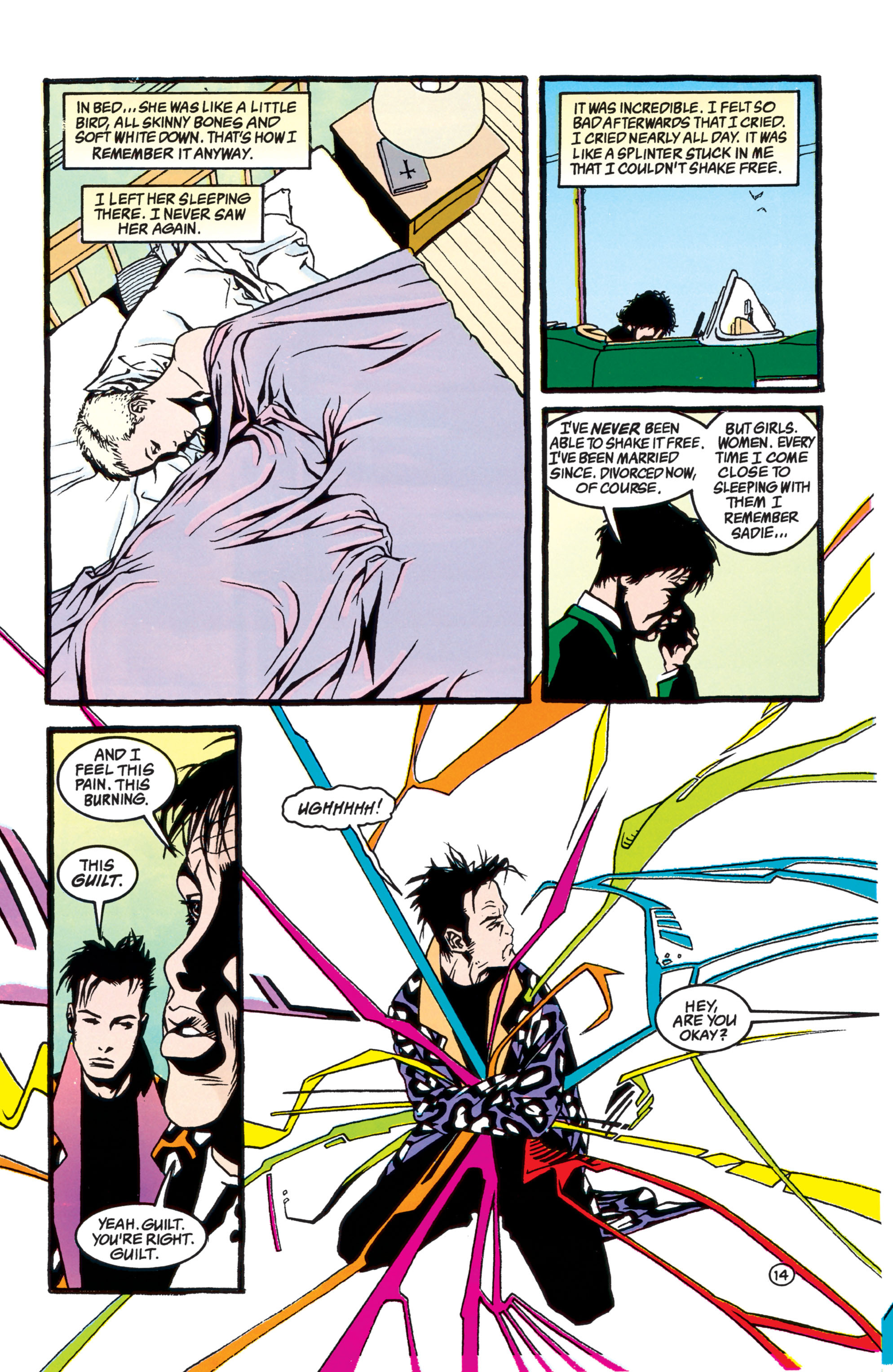 Read online Shade, the Changing Man comic -  Issue #40 - 15