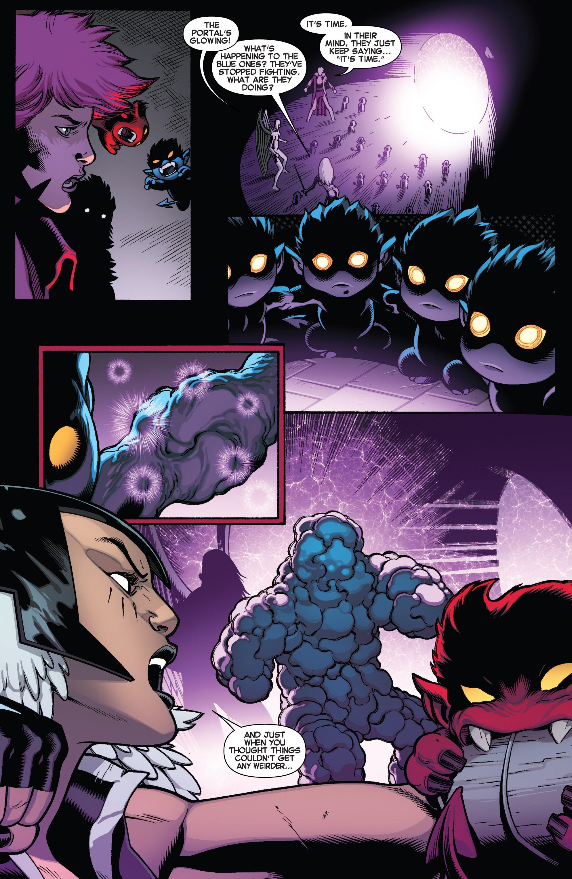 Read online Amazing X-Men (2014) comic -  Issue #5 - 13