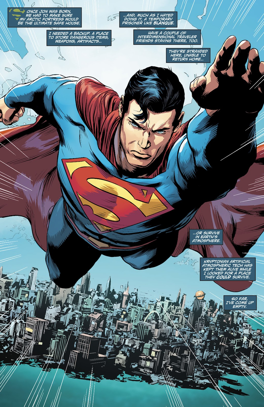 Read online Action Comics (2016) comic -  Issue #979 - 13