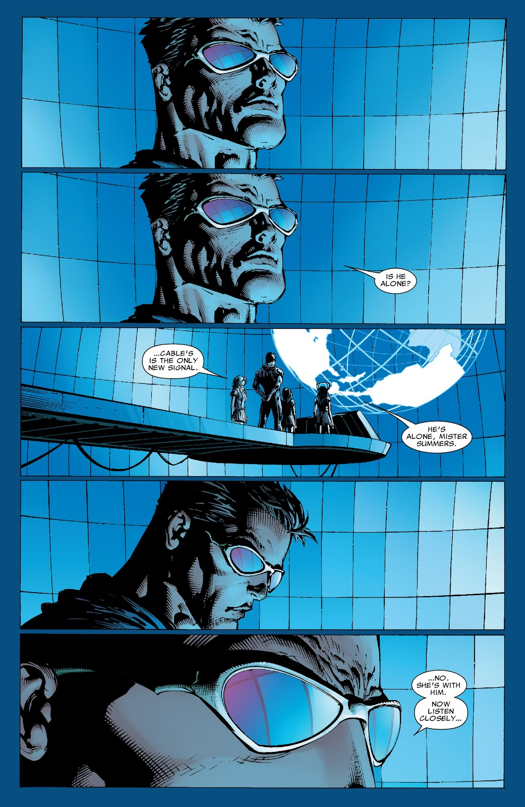 Read online X-Men: Second Coming comic -  Issue # _TPB (Part 1) - 24