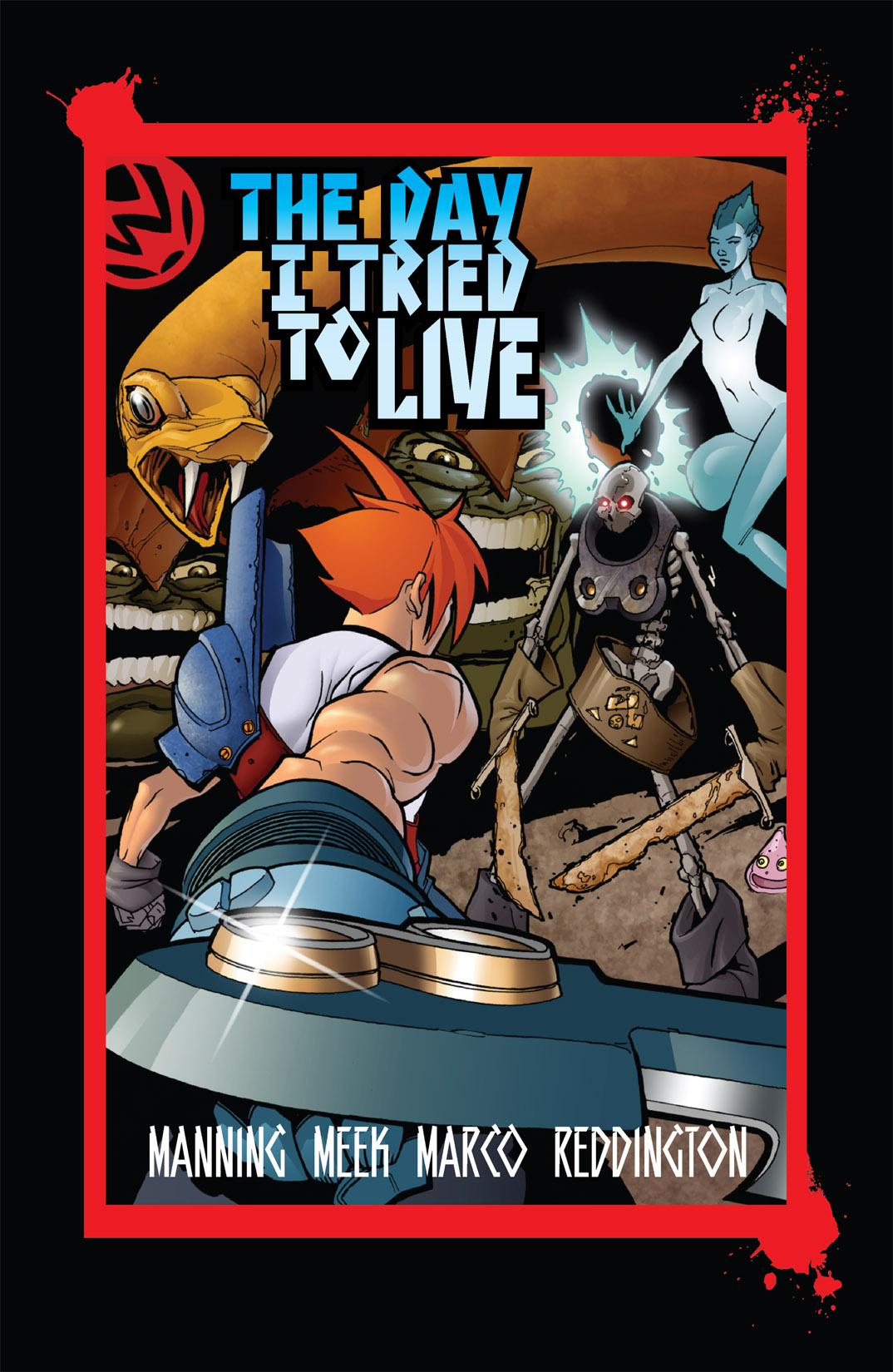 Read online Nightmare World comic -  Issue # Vol. 1 Thirteen Tales of Terror - 80