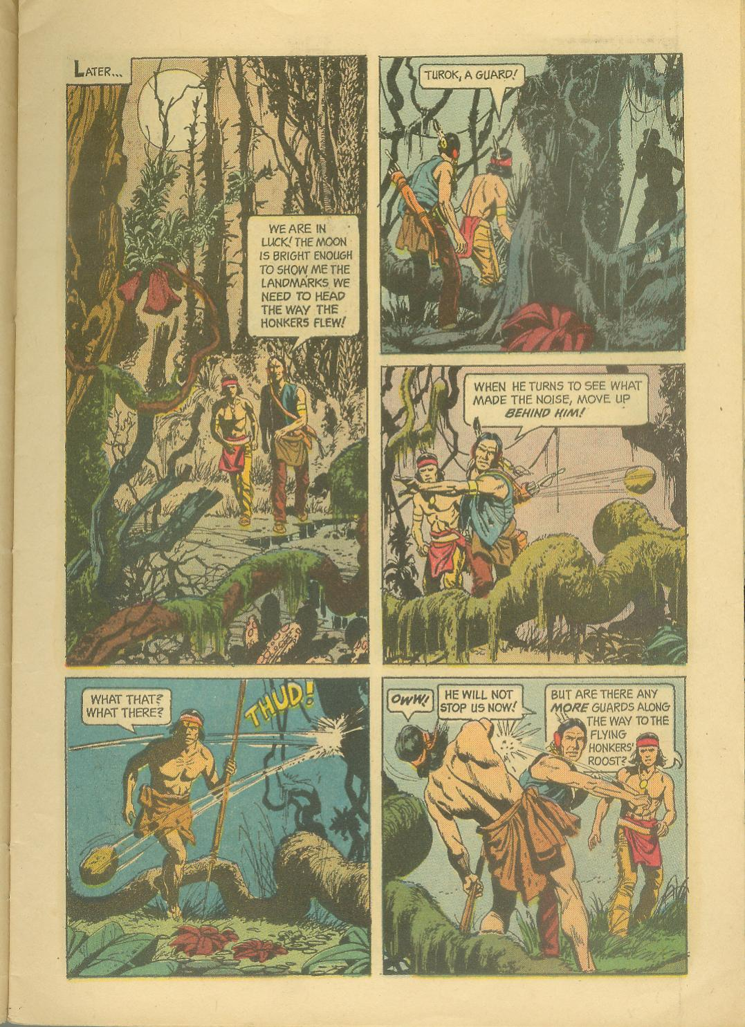 Read online Turok, Son of Stone comic -  Issue #30 - 7