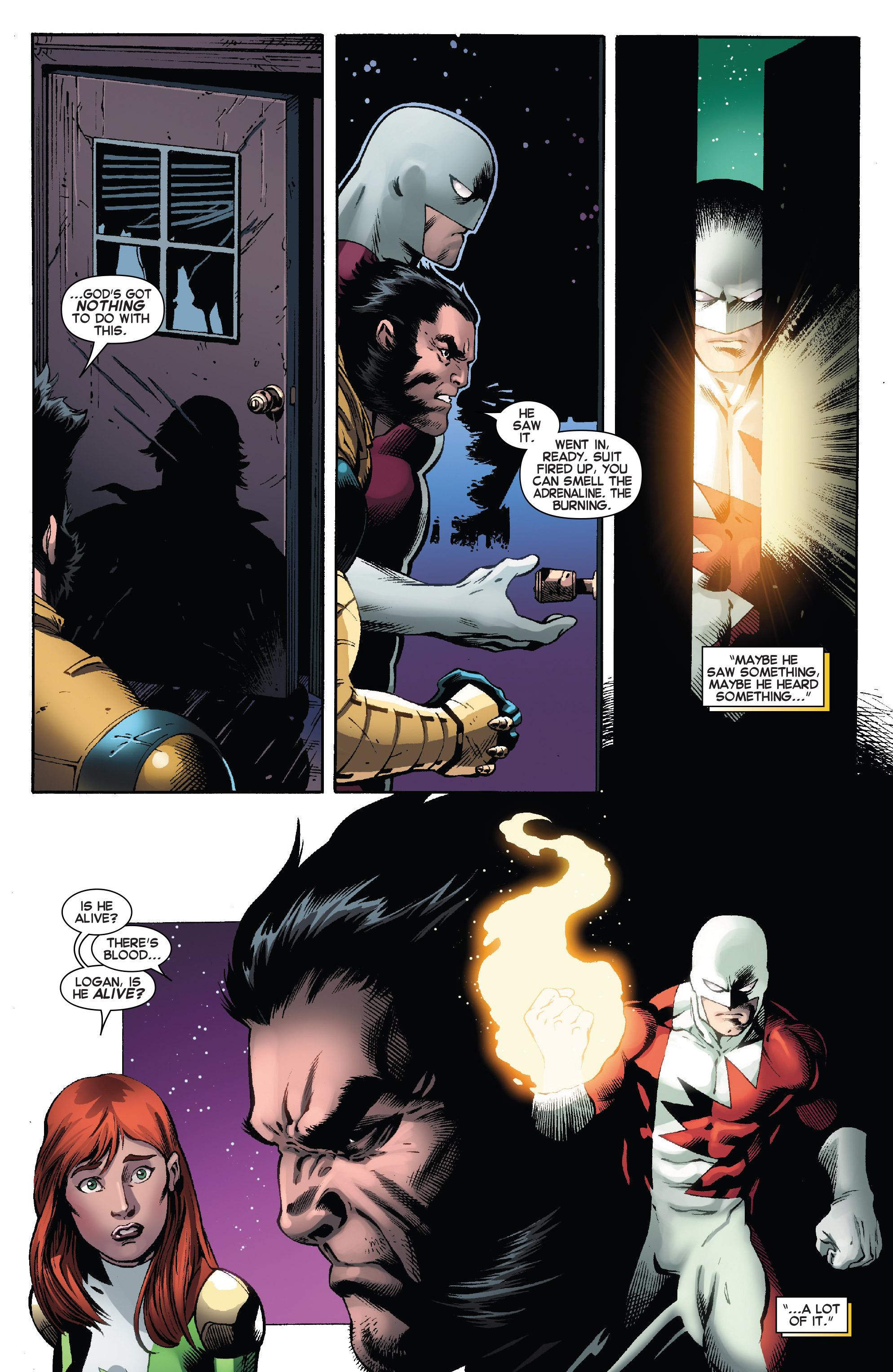 Read online Amazing X-Men (2014) comic -  Issue #8 - 13