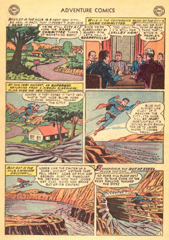 Read online Adventure Comics (1938) comic -  Issue #202 - 4