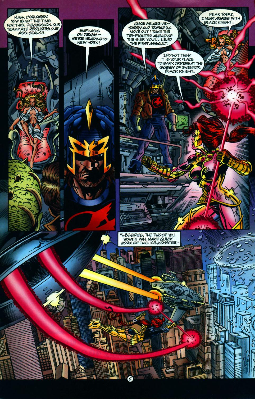 Read online UltraForce (1994) comic -  Issue #10 - 6