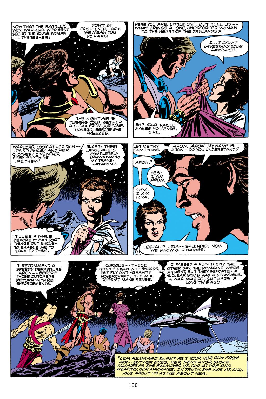 Read online Star Wars Omnibus comic -  Issue # Vol. 16 - 99