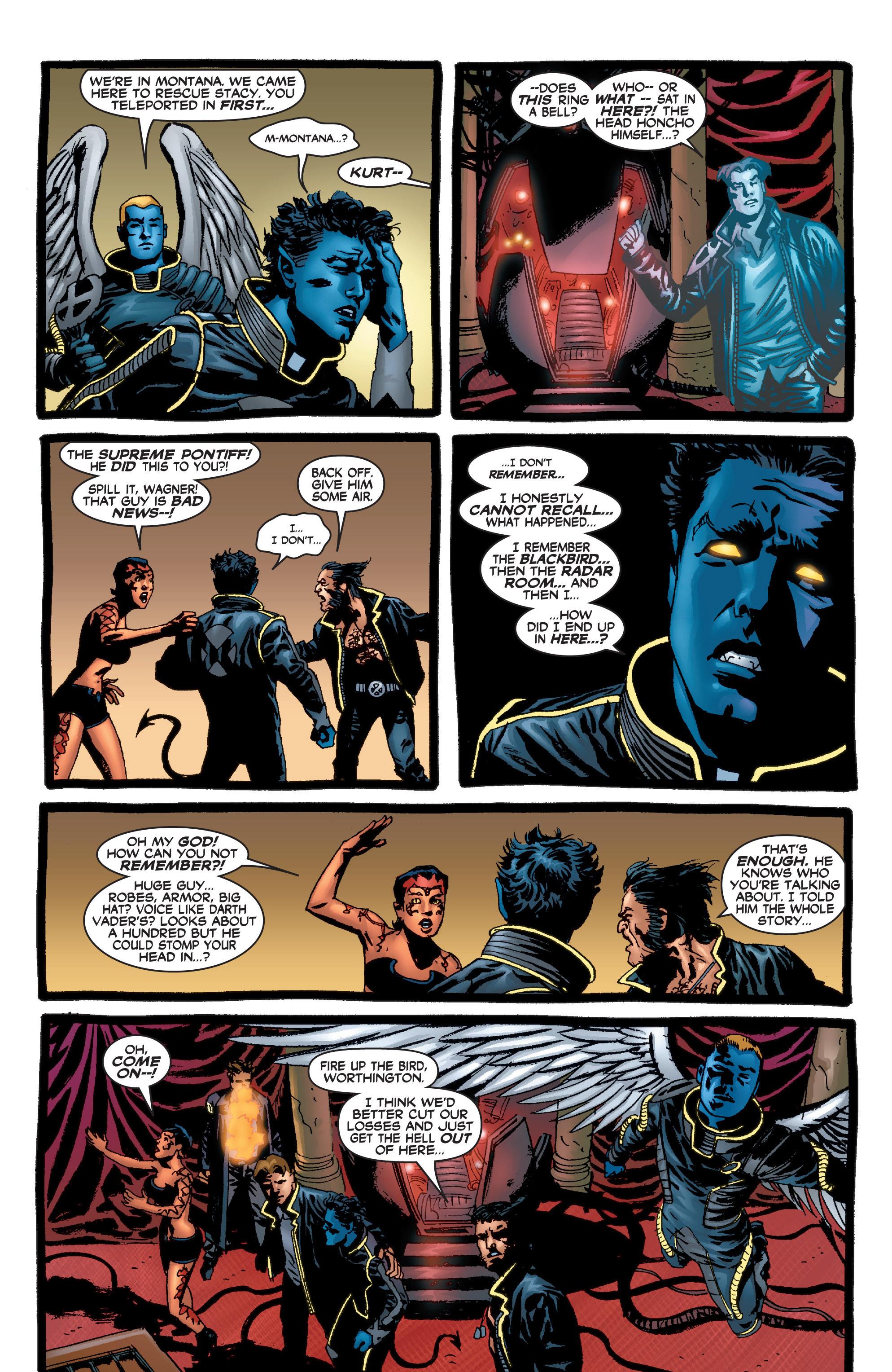 Read online Uncanny X-Men (1963) comic -  Issue #400 - 43