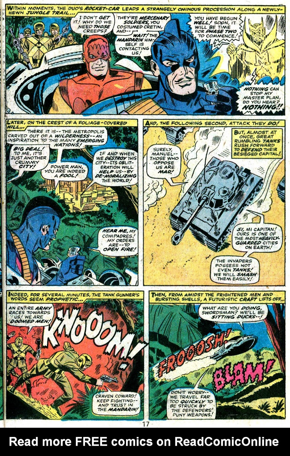 Giant-Size Avengers (1974) issue 5 - Page 14