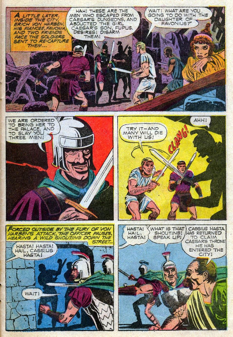Tarzan (1962) issue 195 - Page 25