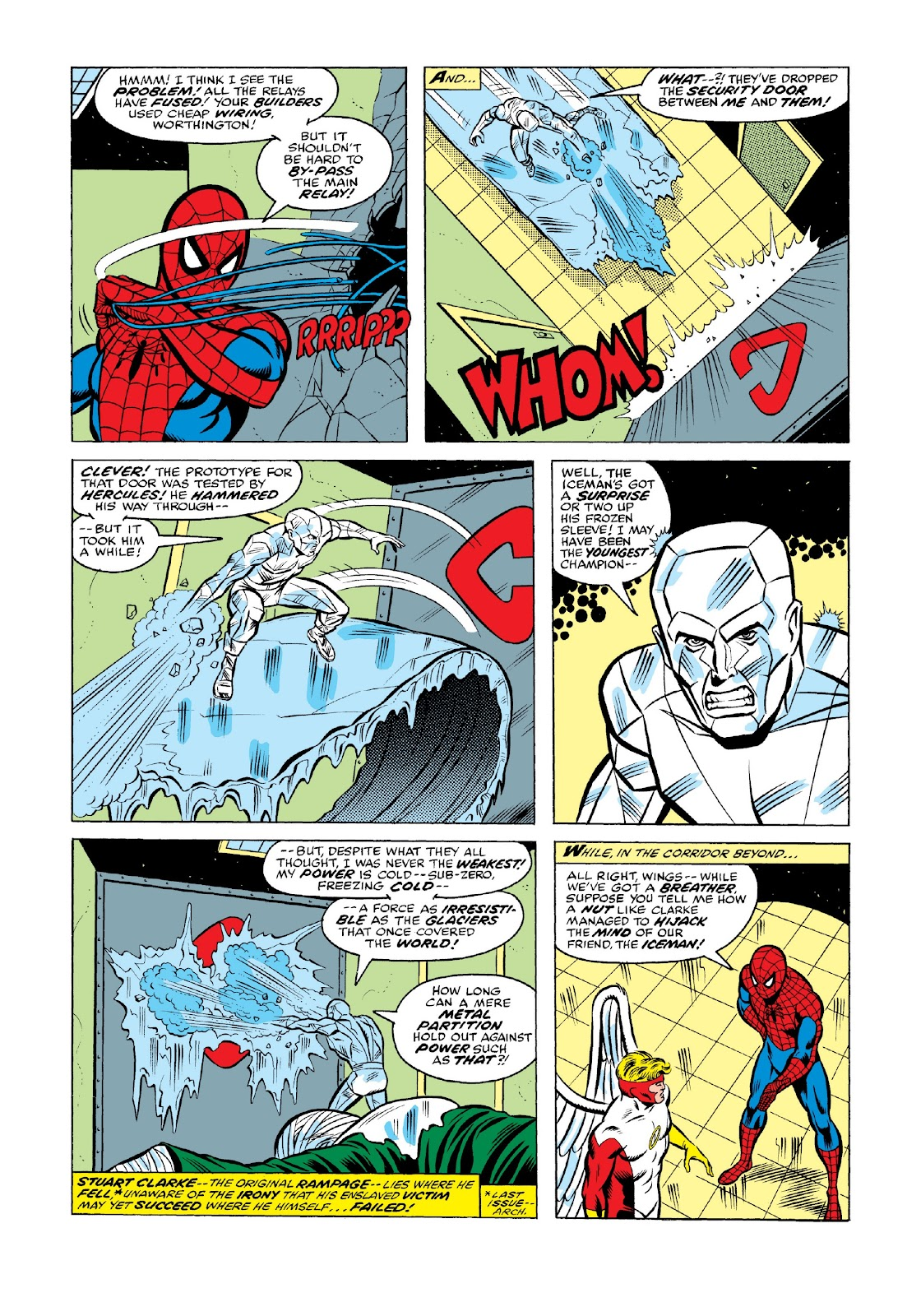 Read online Marvel Masterworks: The Spectacular Spider-Man comic -  Issue # TPB 2 (Part 1) - 48