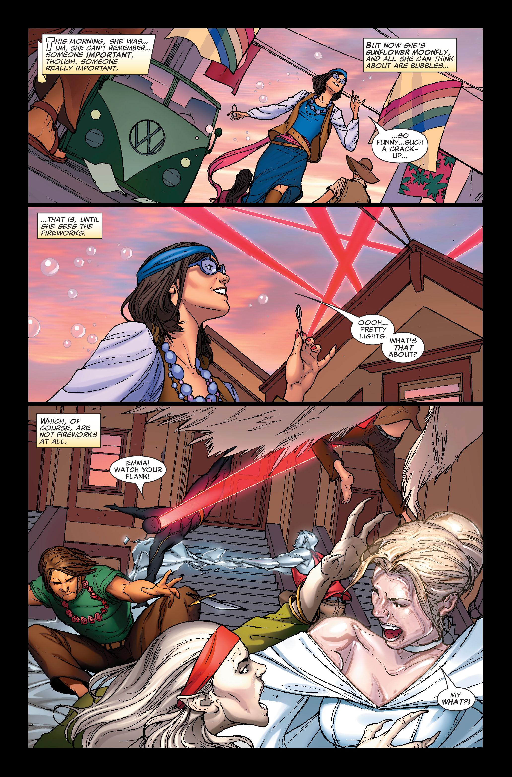 Read online Uncanny X-Men (1963) comic -  Issue #499 - 3