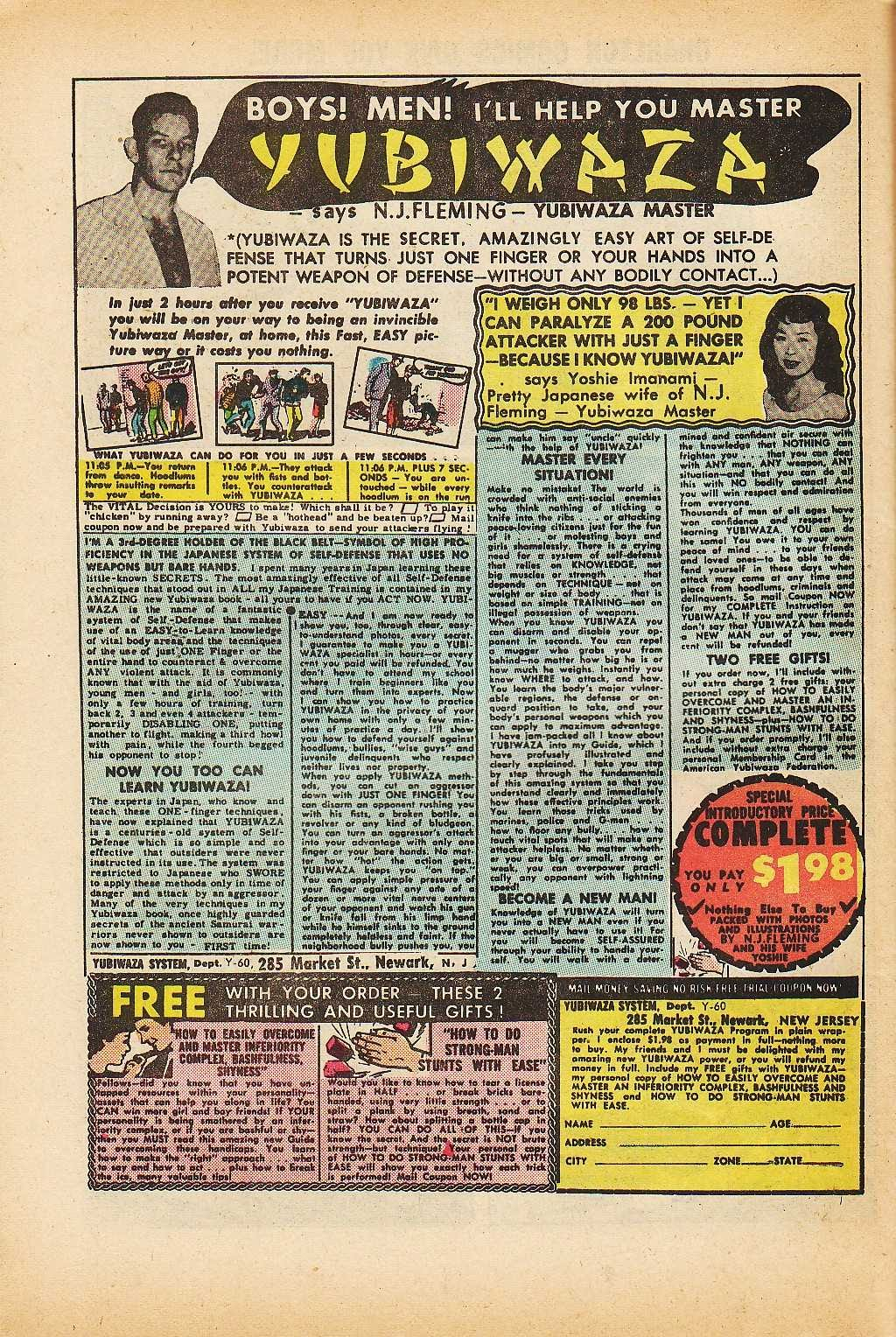 Read online Fightin' Navy comic -  Issue #116 - 34