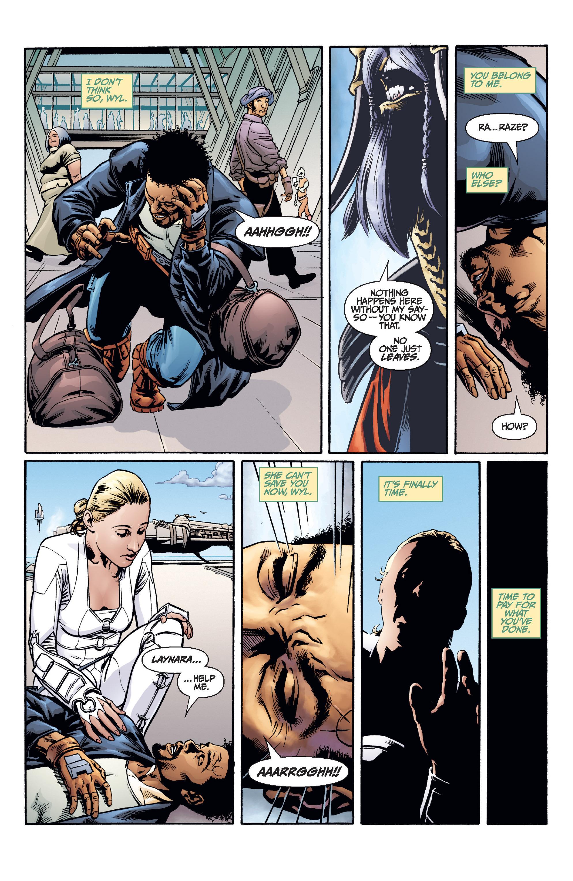 Read online Star Wars Omnibus comic -  Issue # Vol. 20 - 199