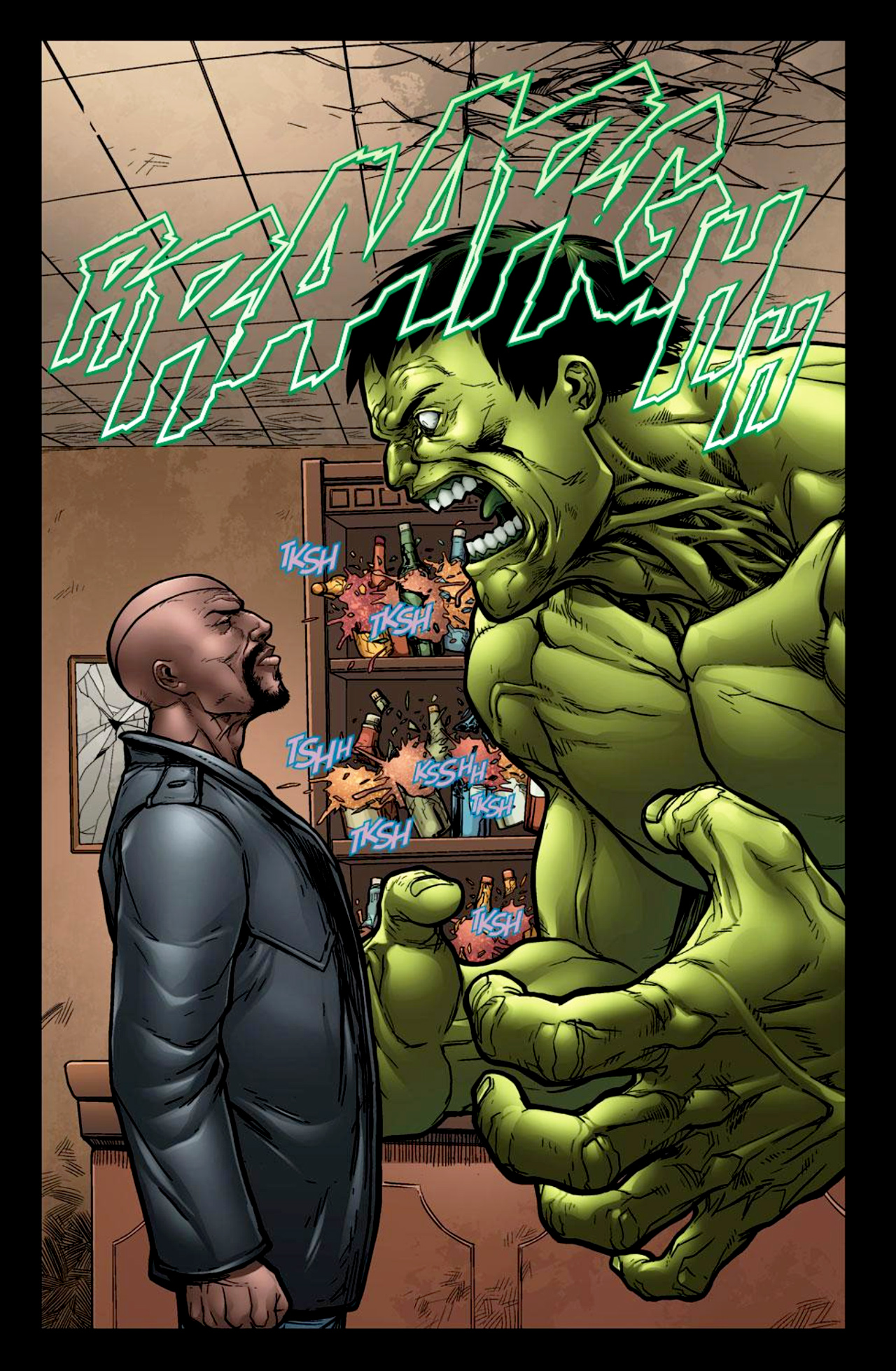 Read online Incredible Hulk: The Fury Files comic -  Issue #2 - 6
