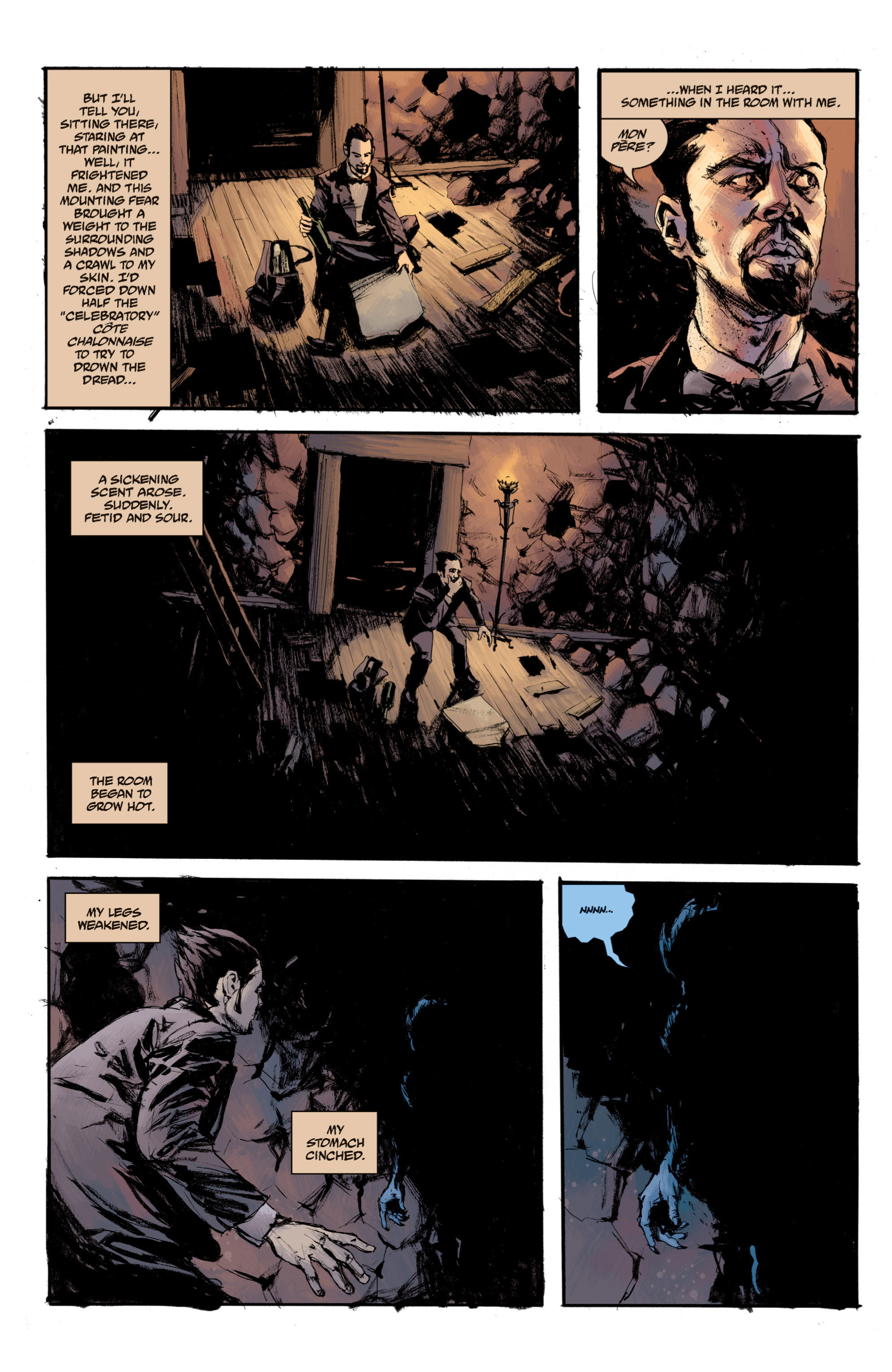 Read online B.P.R.D. (2003) comic -  Issue # TPB 13 - 142