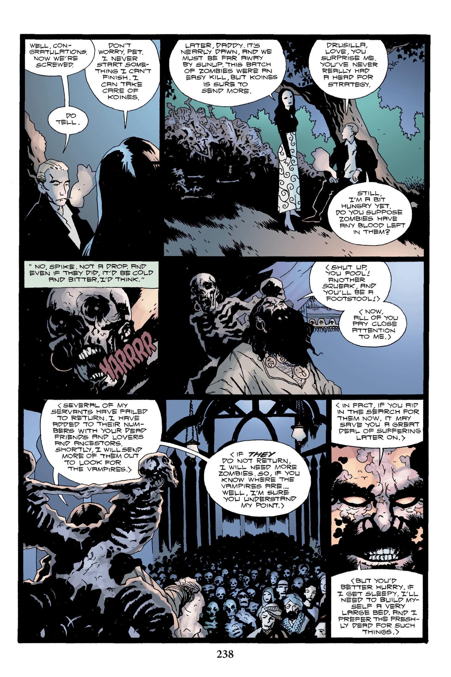 Read online Buffy the Vampire Slayer: Omnibus comic -  Issue # TPB 2 - 231