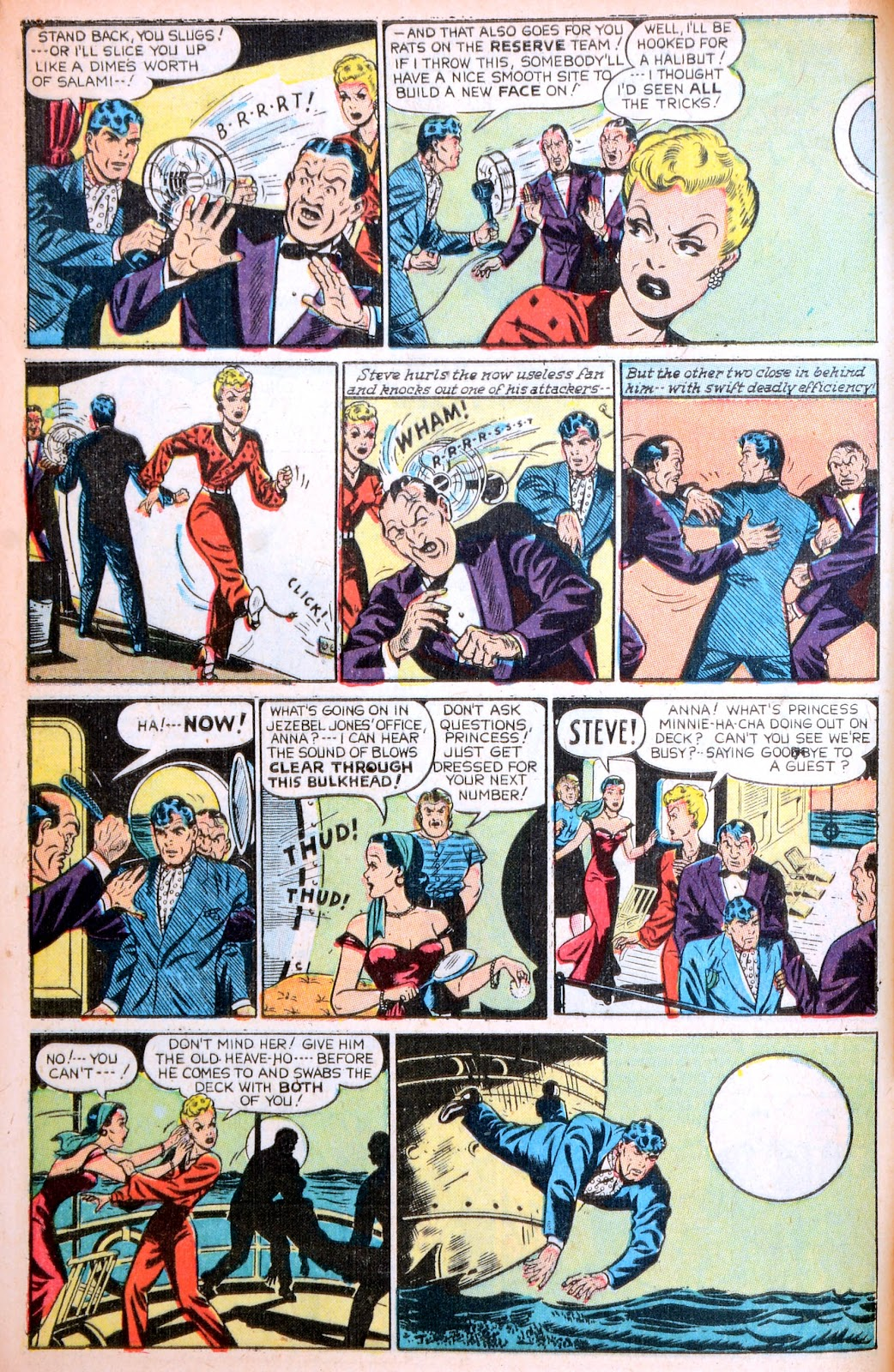 Read online Famous Funnies comic -  Issue #195 - 4