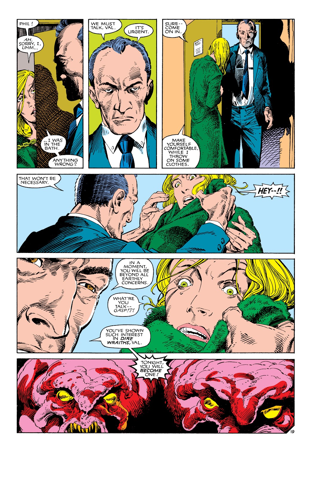 Uncanny X-Men (1963) issue 186 - Page 20