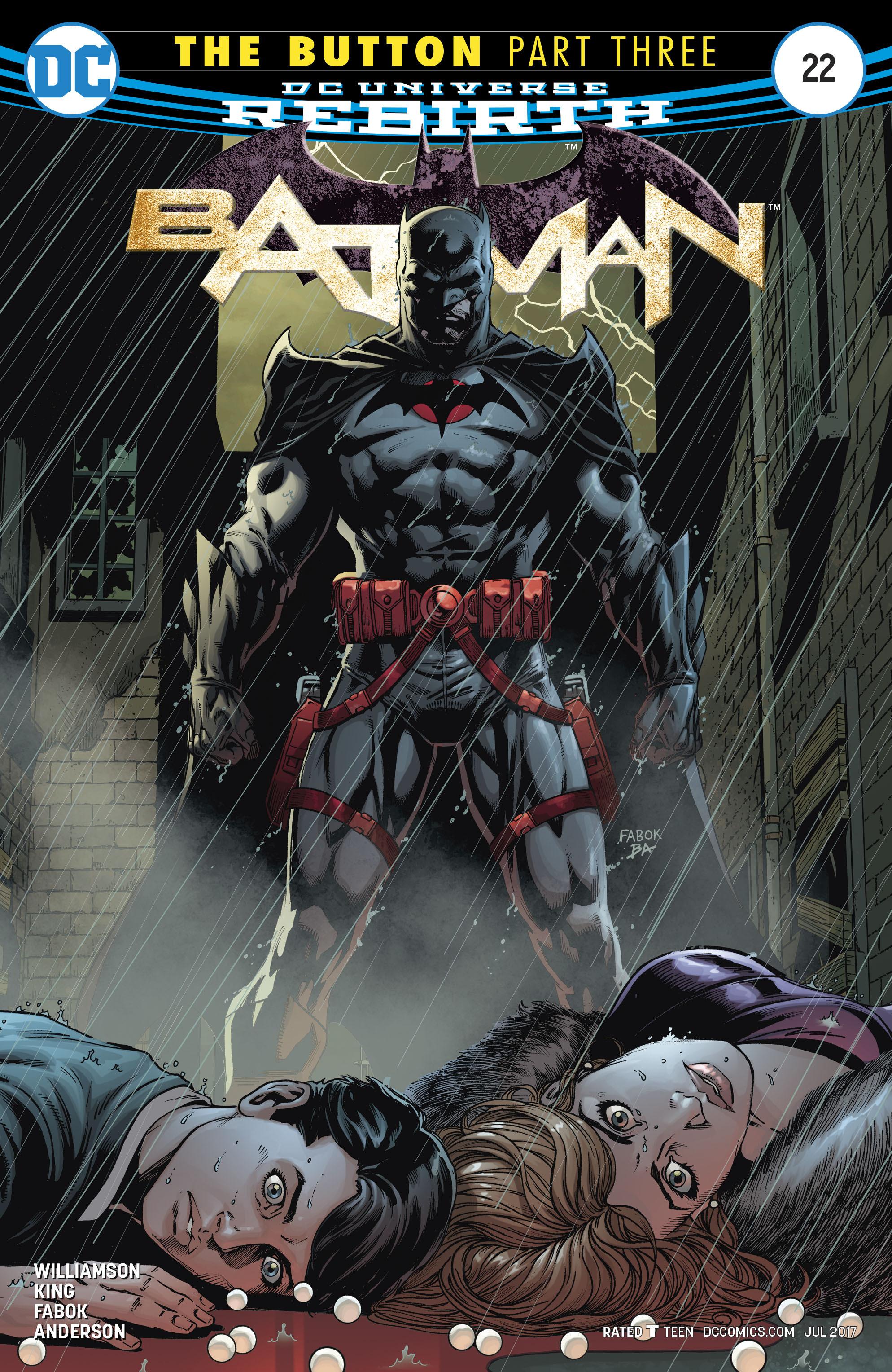 Batman (2016) 22 Page 1