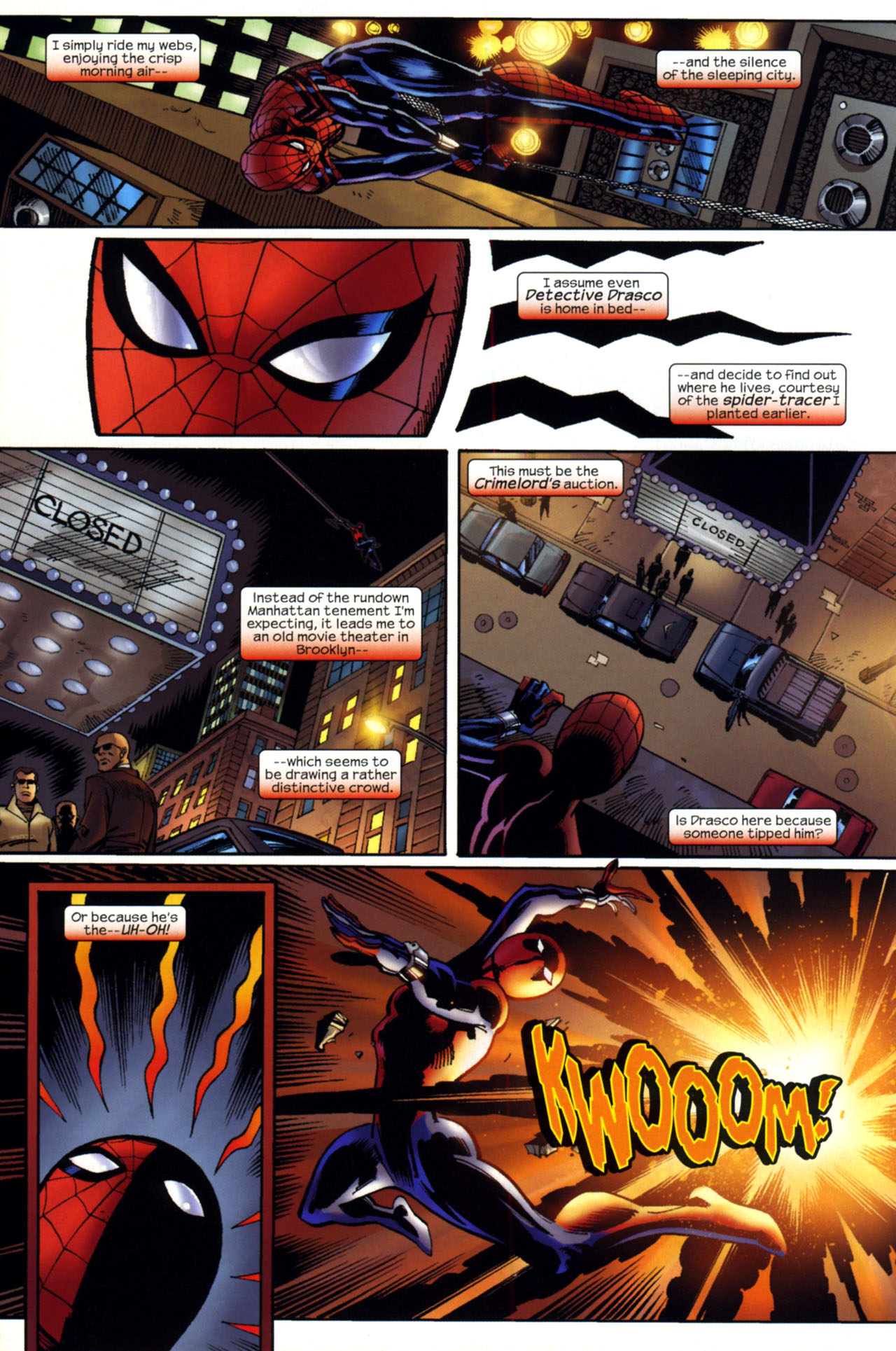 Read online Amazing Spider-Girl comic -  Issue #17 - 18