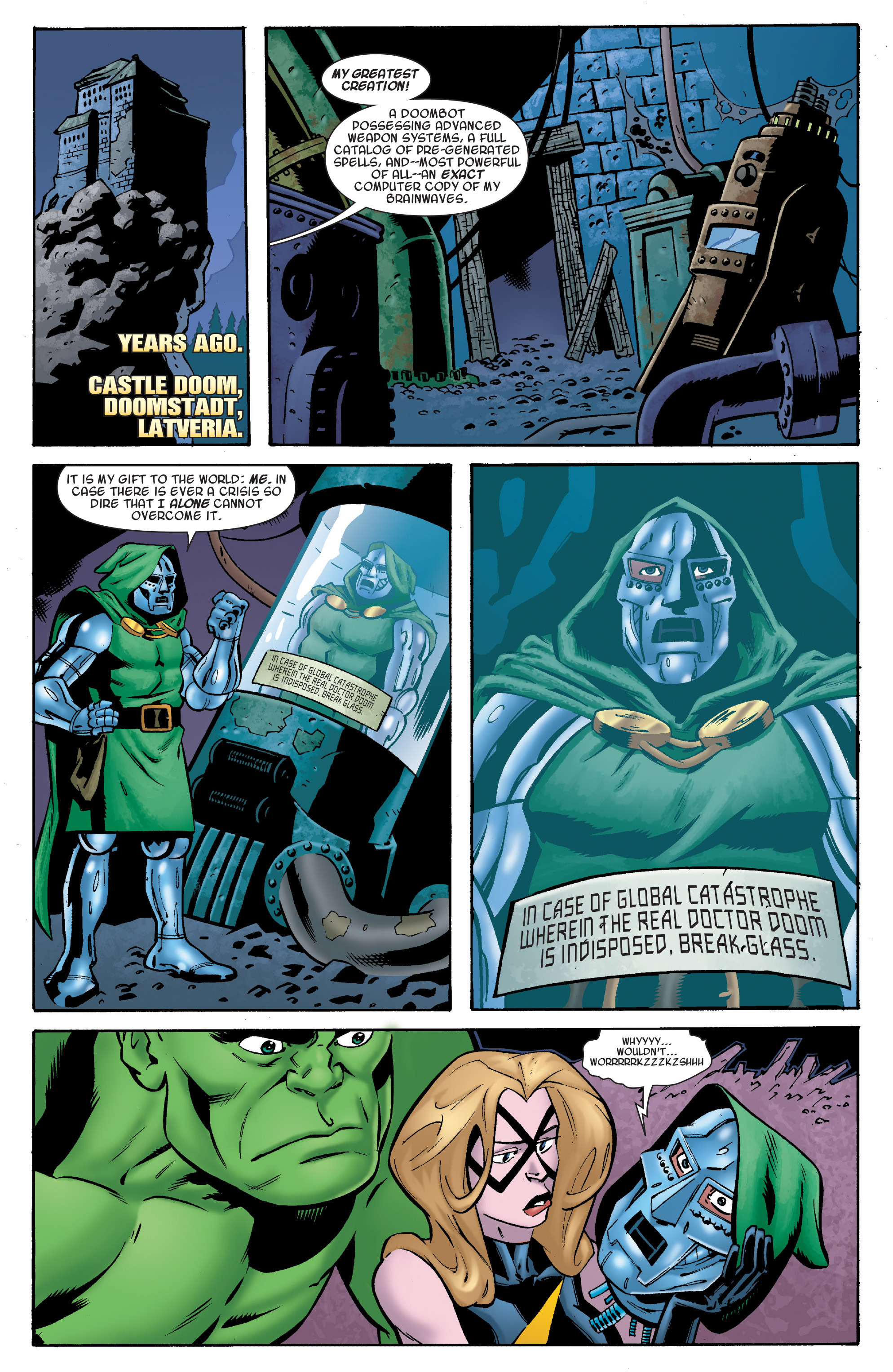 Read online Avengers & the Infinity Gauntlet comic -  Issue #4 - 15