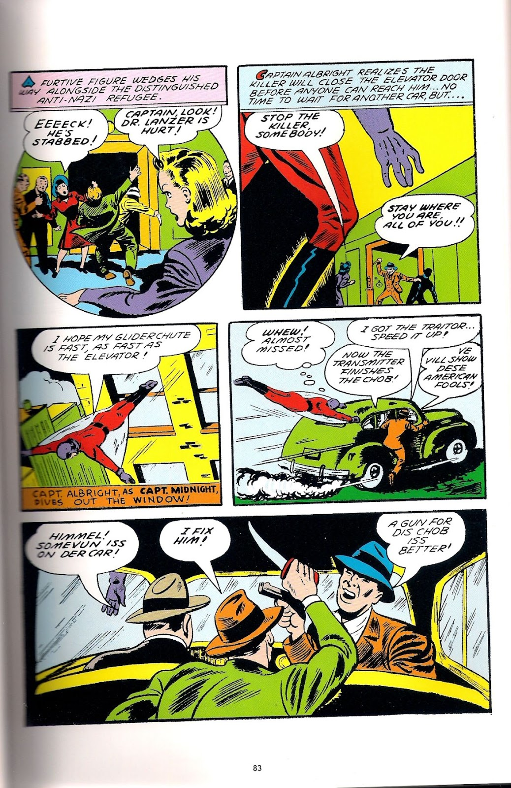 Captain Midnight (1942) issue 6 - Page 15