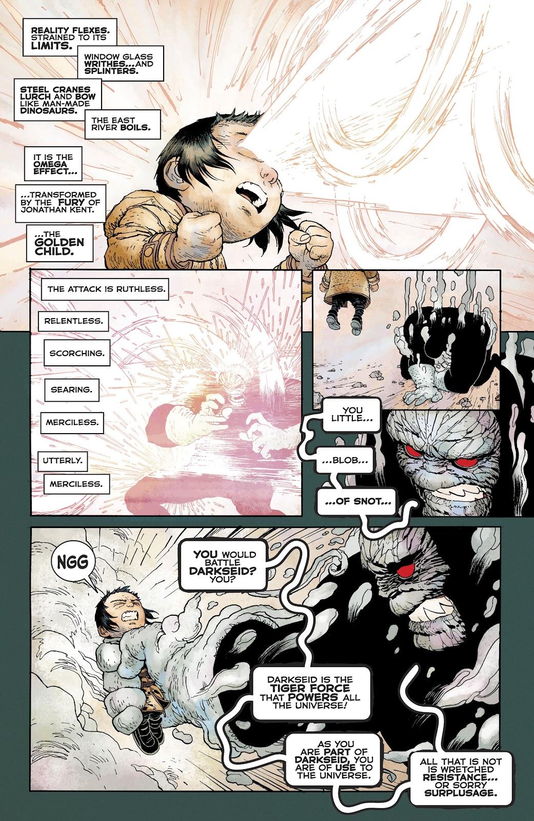 Dark Knight Returns: The Golden Child issue Full - Page 46