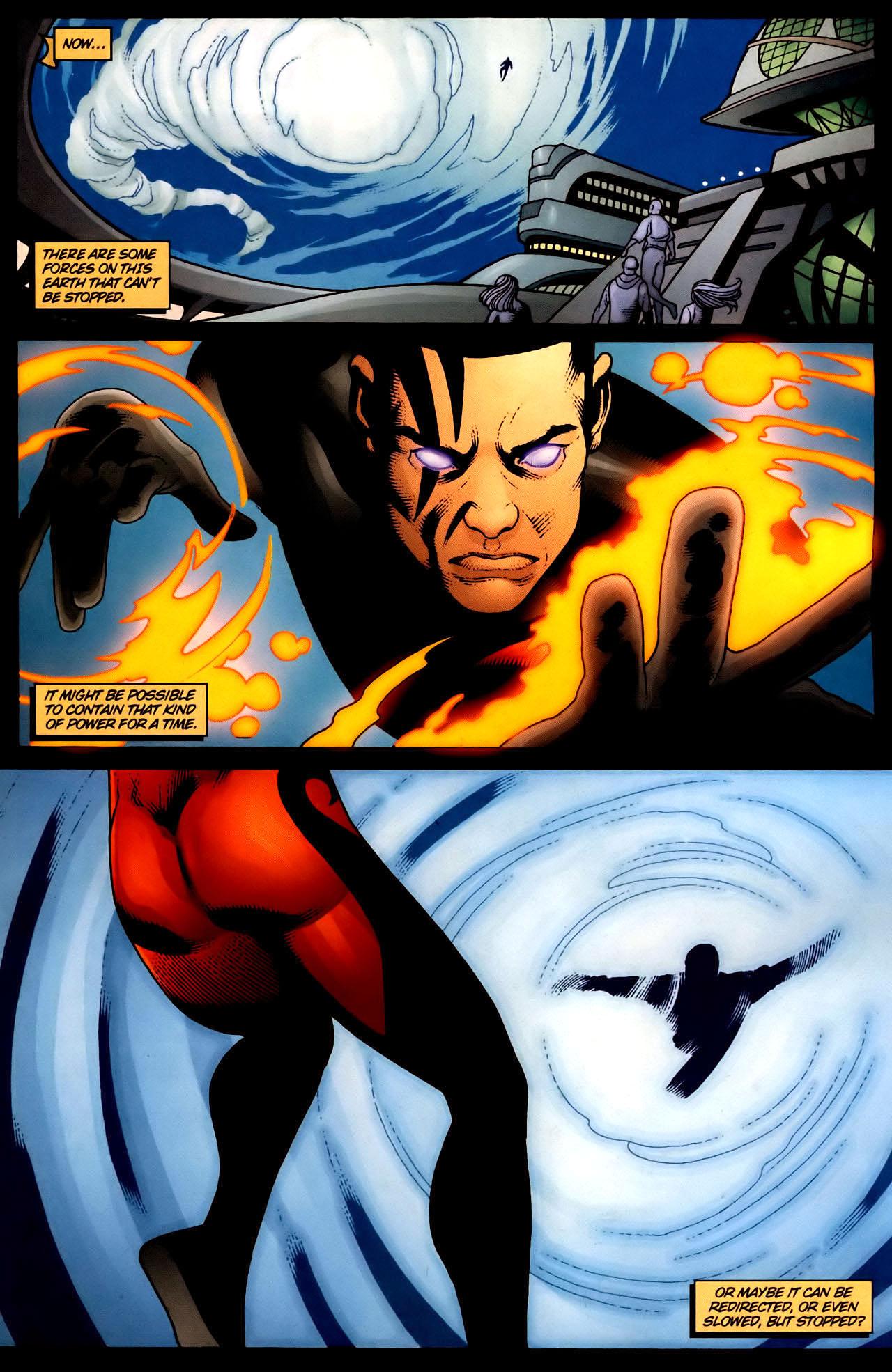 Read online Aquaman (2003) comic -  Issue #34 - 2