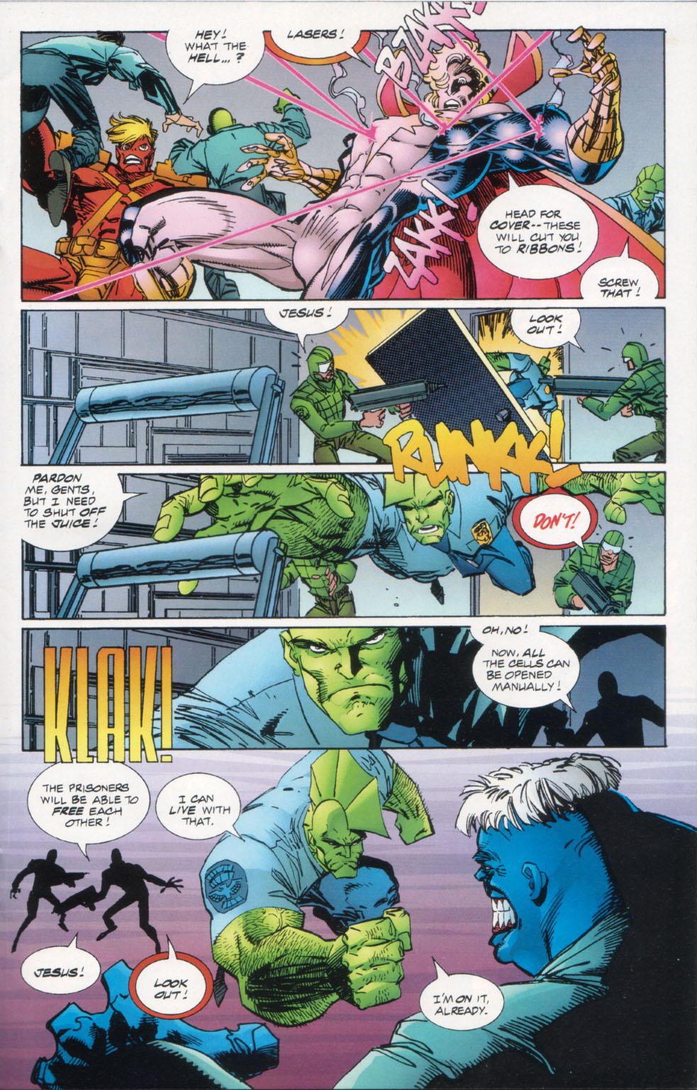 The Savage Dragon (1993) Issue #26 #29 - English 14