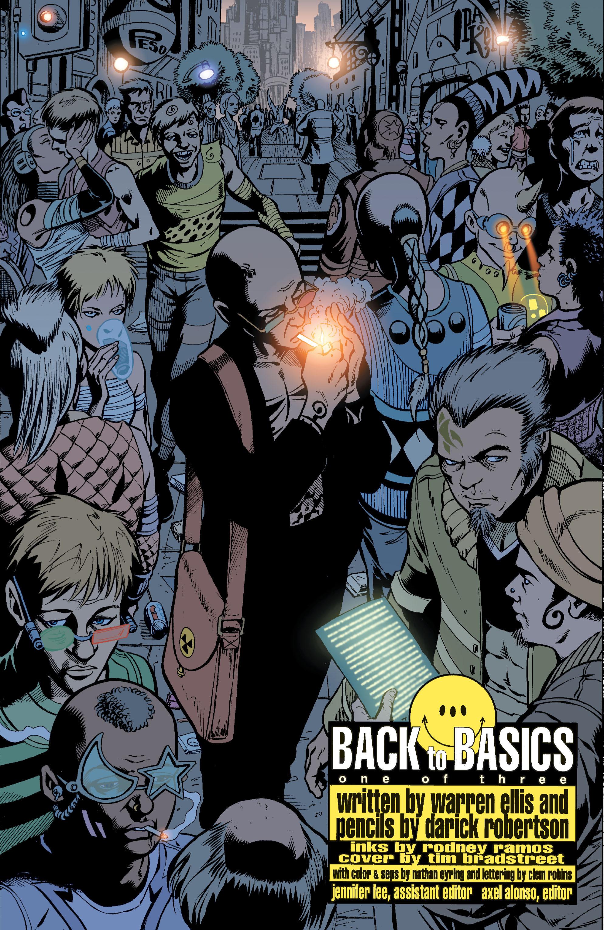 Read online Transmetropolitan comic -  Issue #37 - 2