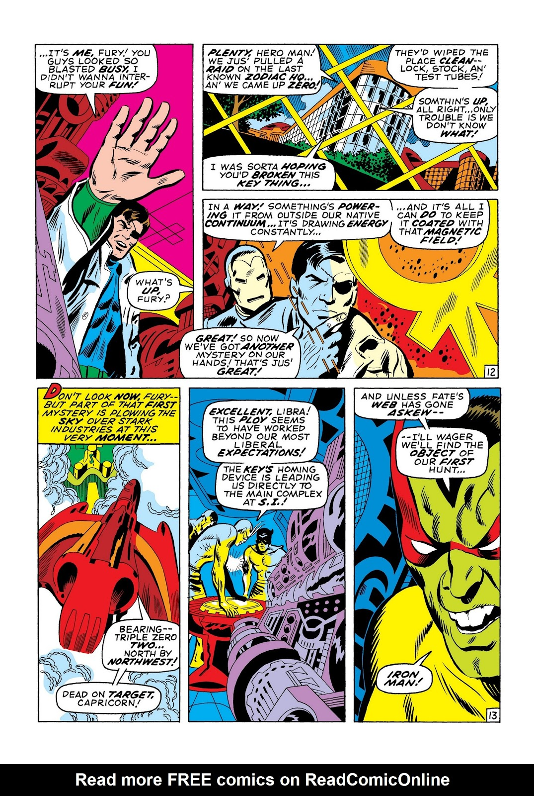 Read online Marvel Masterworks: The Invincible Iron Man comic -  Issue # TPB 7 (Part 3) - 1