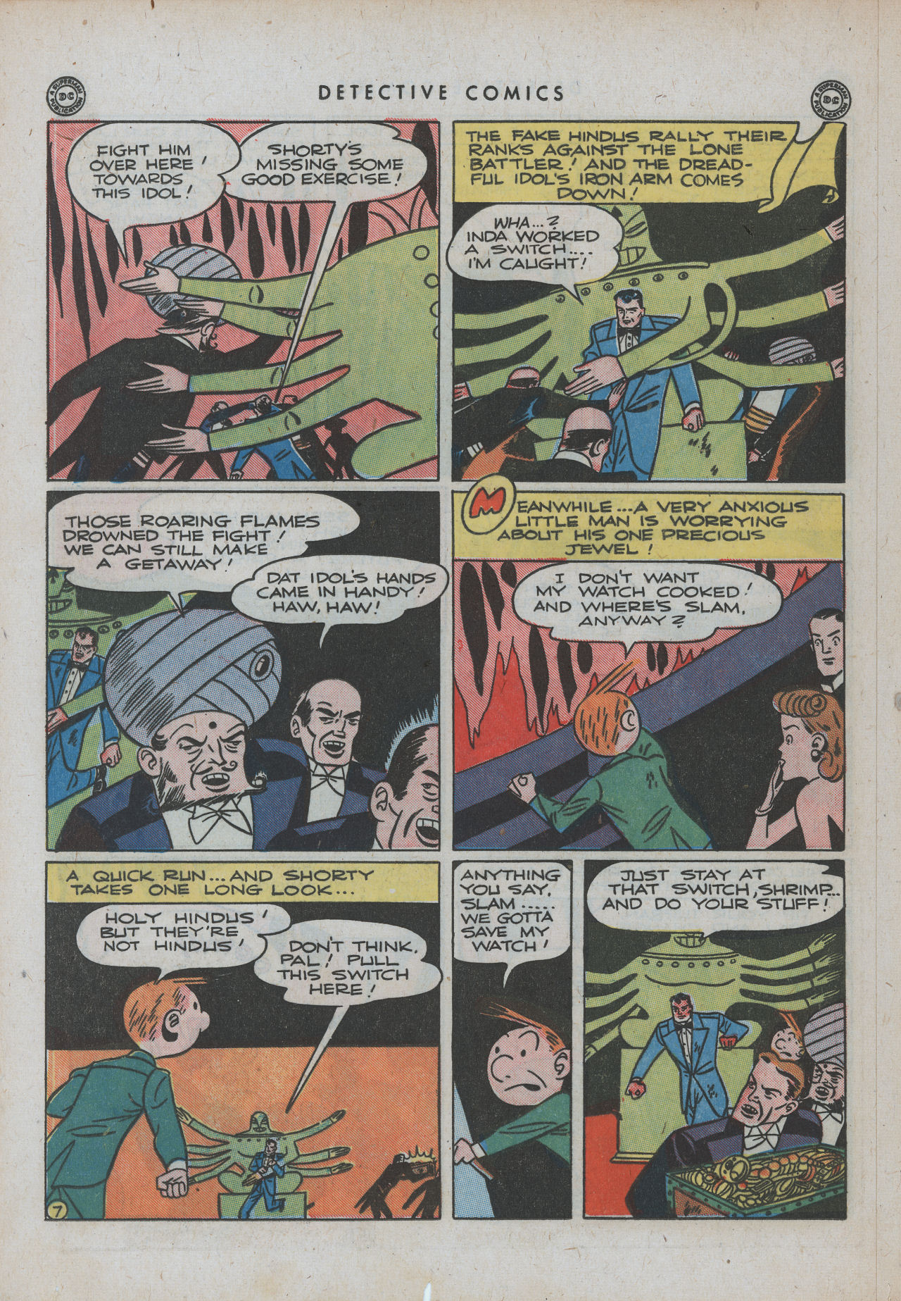 Read online Detective Comics (1937) comic -  Issue #88 - 42