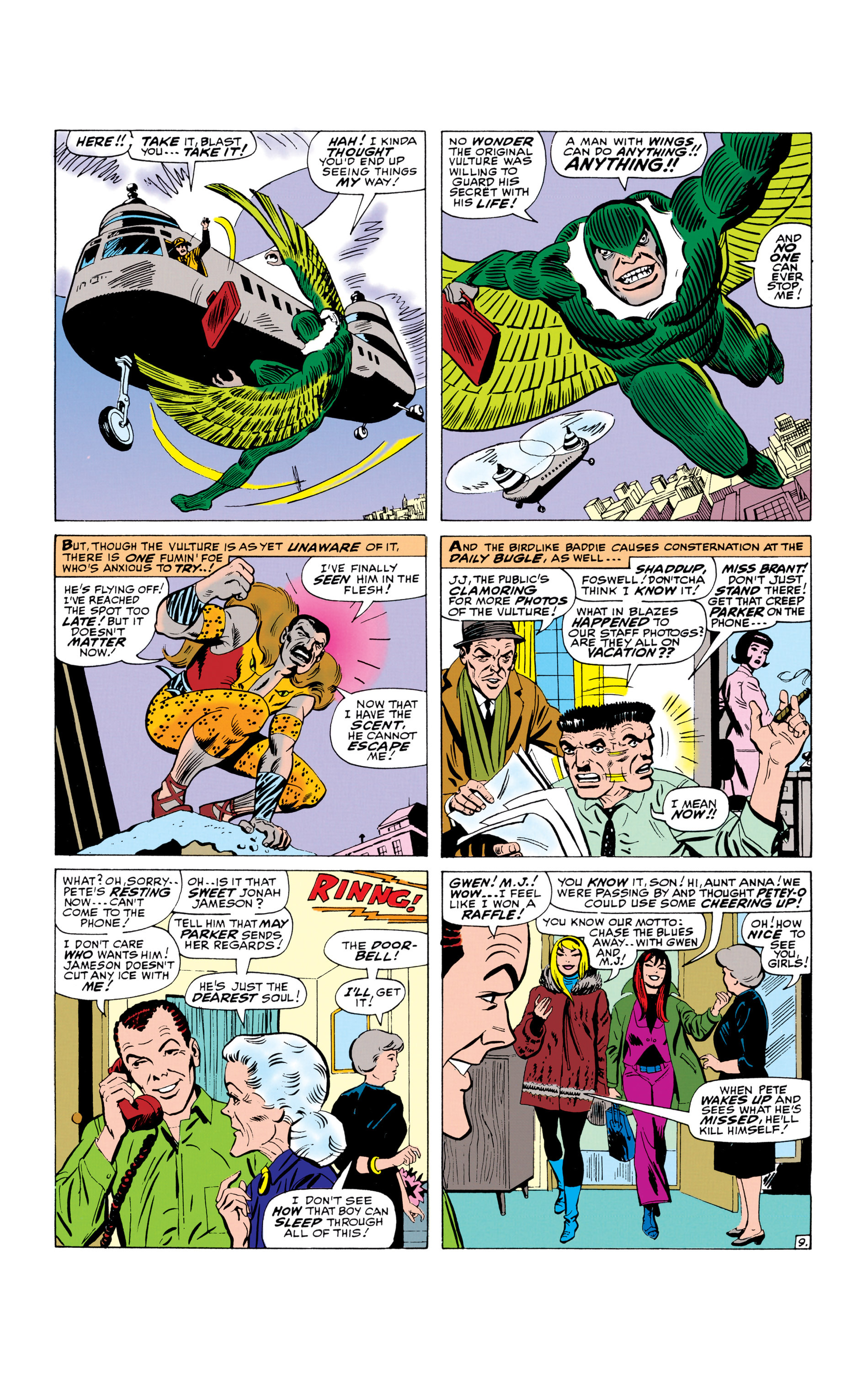 The Amazing Spider-Man (1963) 49 Page 9