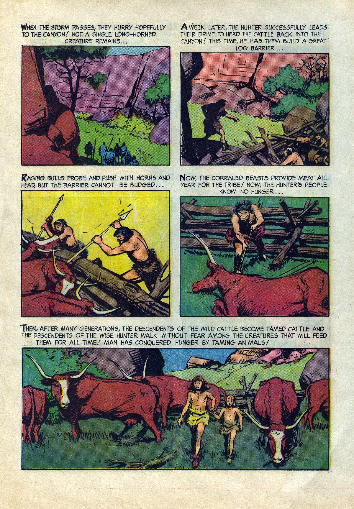 Read online Turok, Son of Stone comic -  Issue #45 - 24