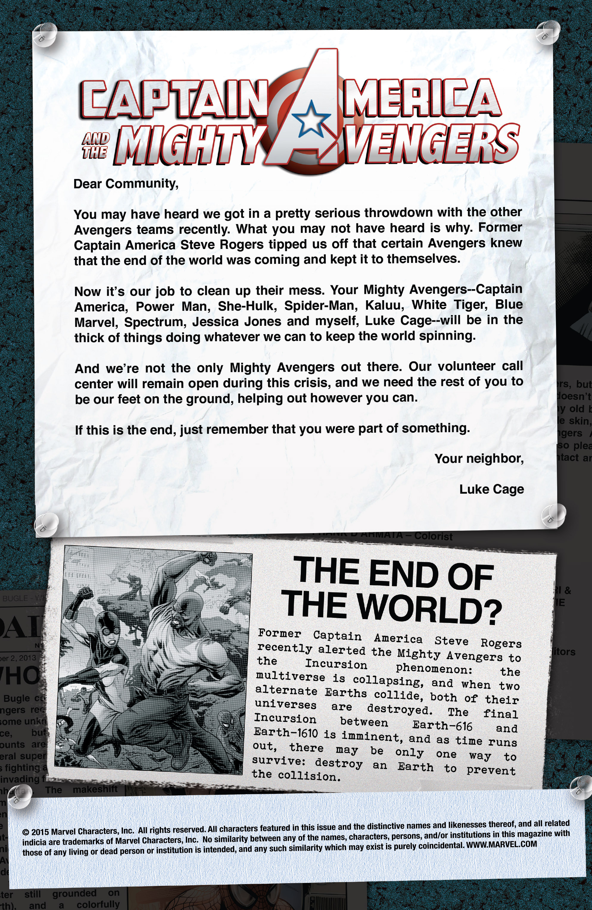 Read online Secret Wars: Last Days of the Marvel Universe comic -  Issue # TPB (Part 1) - 28