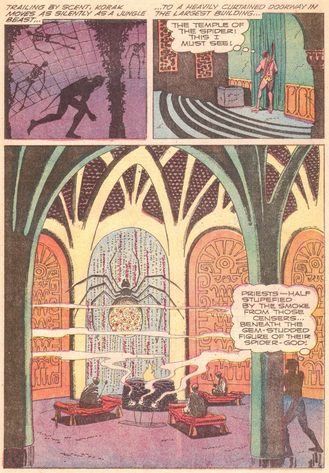 Korak, Son of Tarzan (1964) issue 39 - Page 13